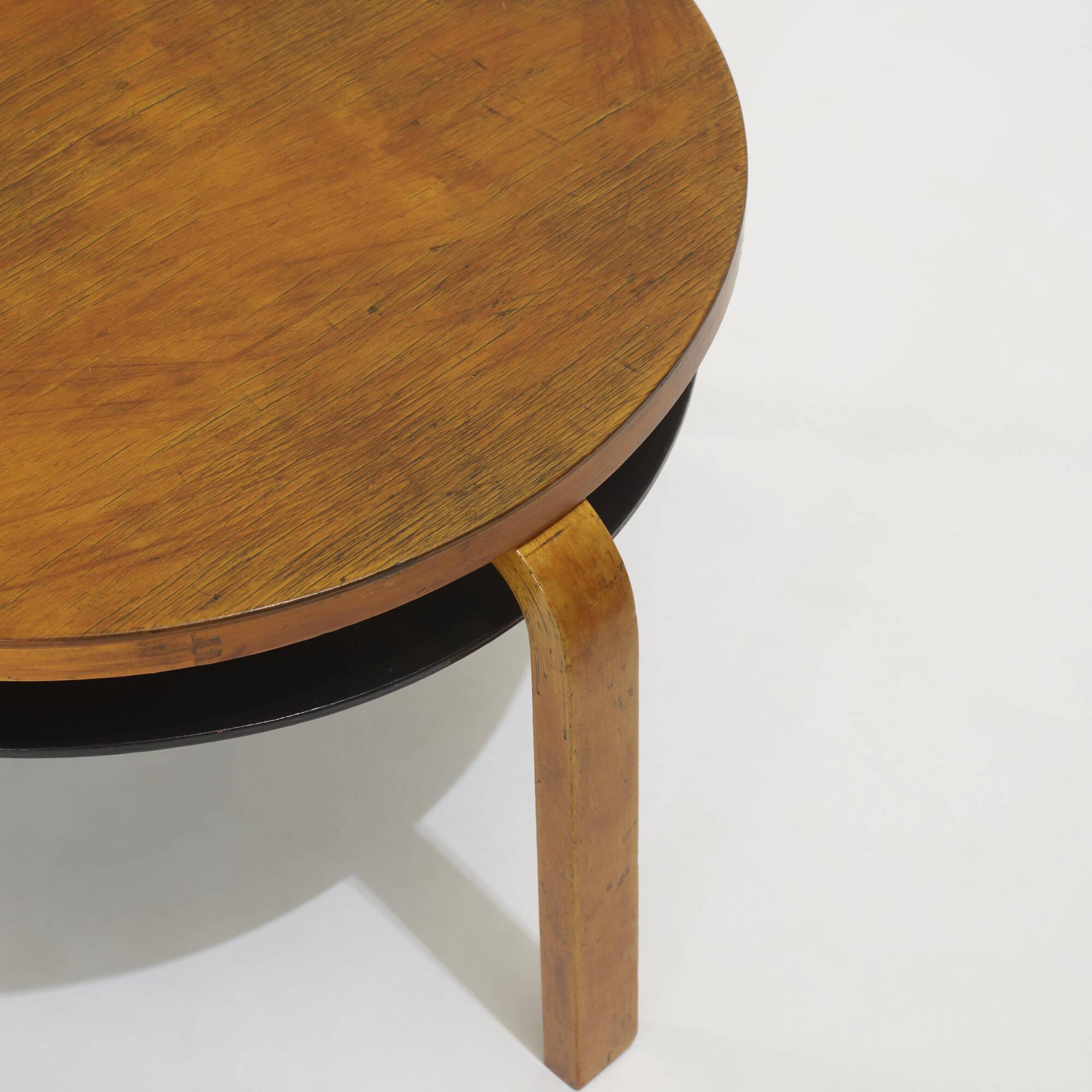 108: Alvar Aalto / coffee table, model 70 (2 of 2)