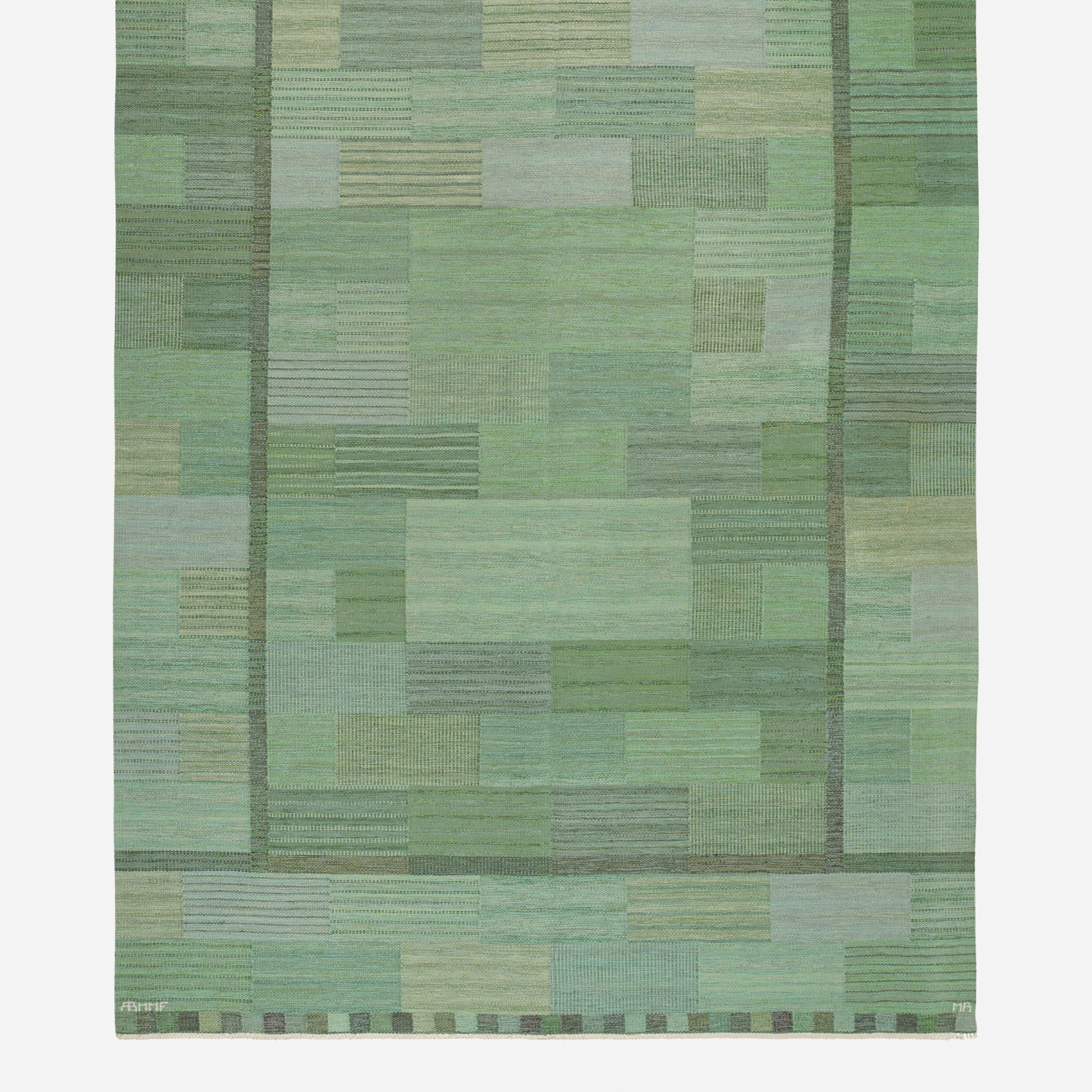 108: Marianne Richter / Fasad flatweave carpet (2 of 2)