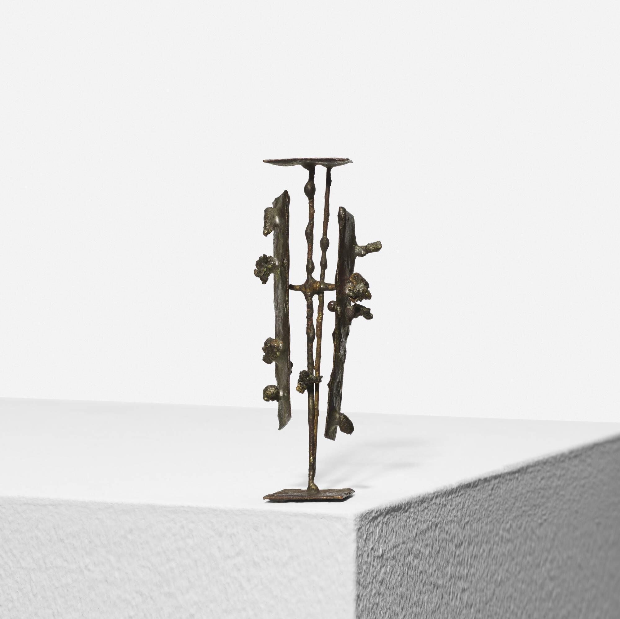 109: Harry Bertoia / Untitled (Welded Form) (1 of 2)