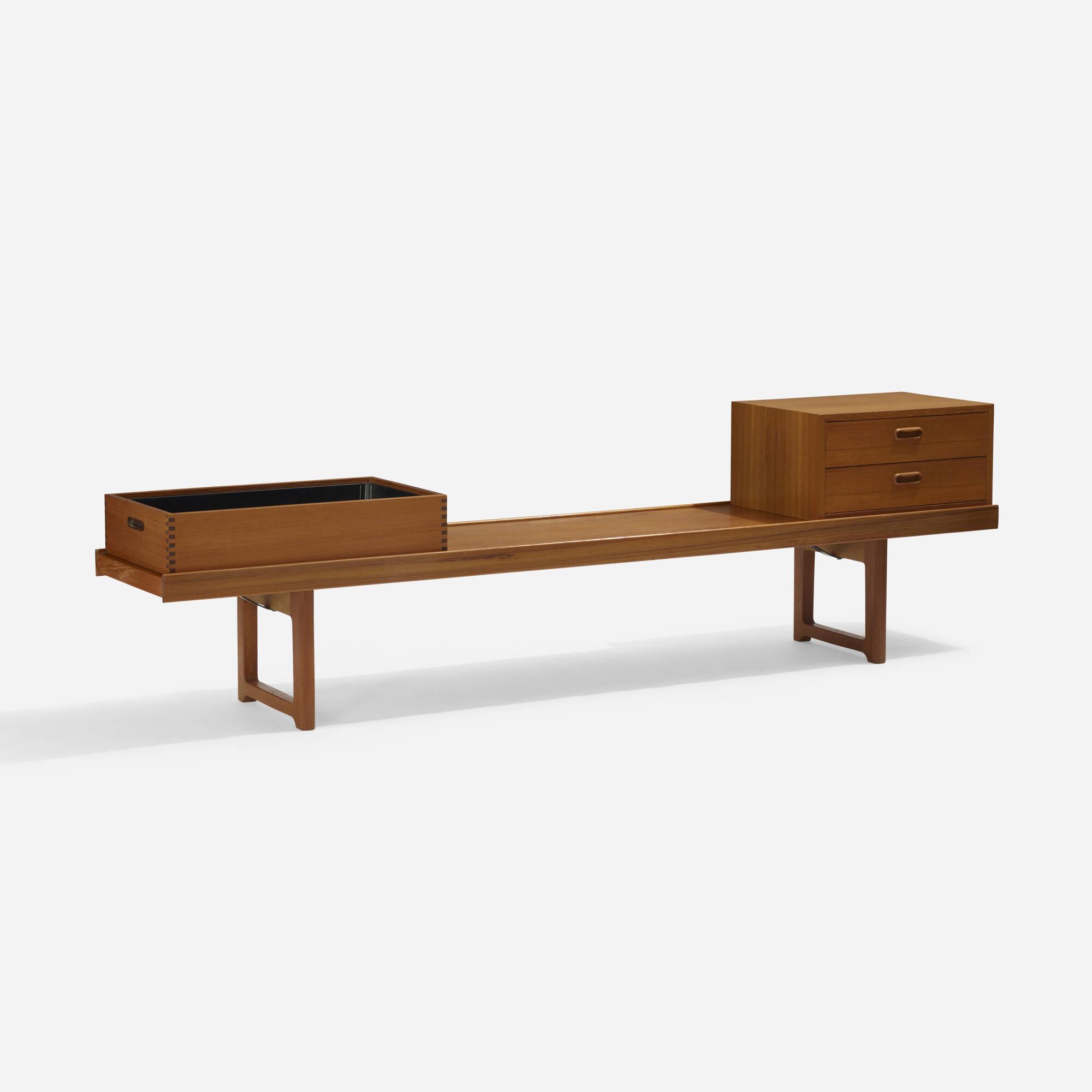 109: Torbjørn Afdal / Krobo bench and accessories (1 of 2)