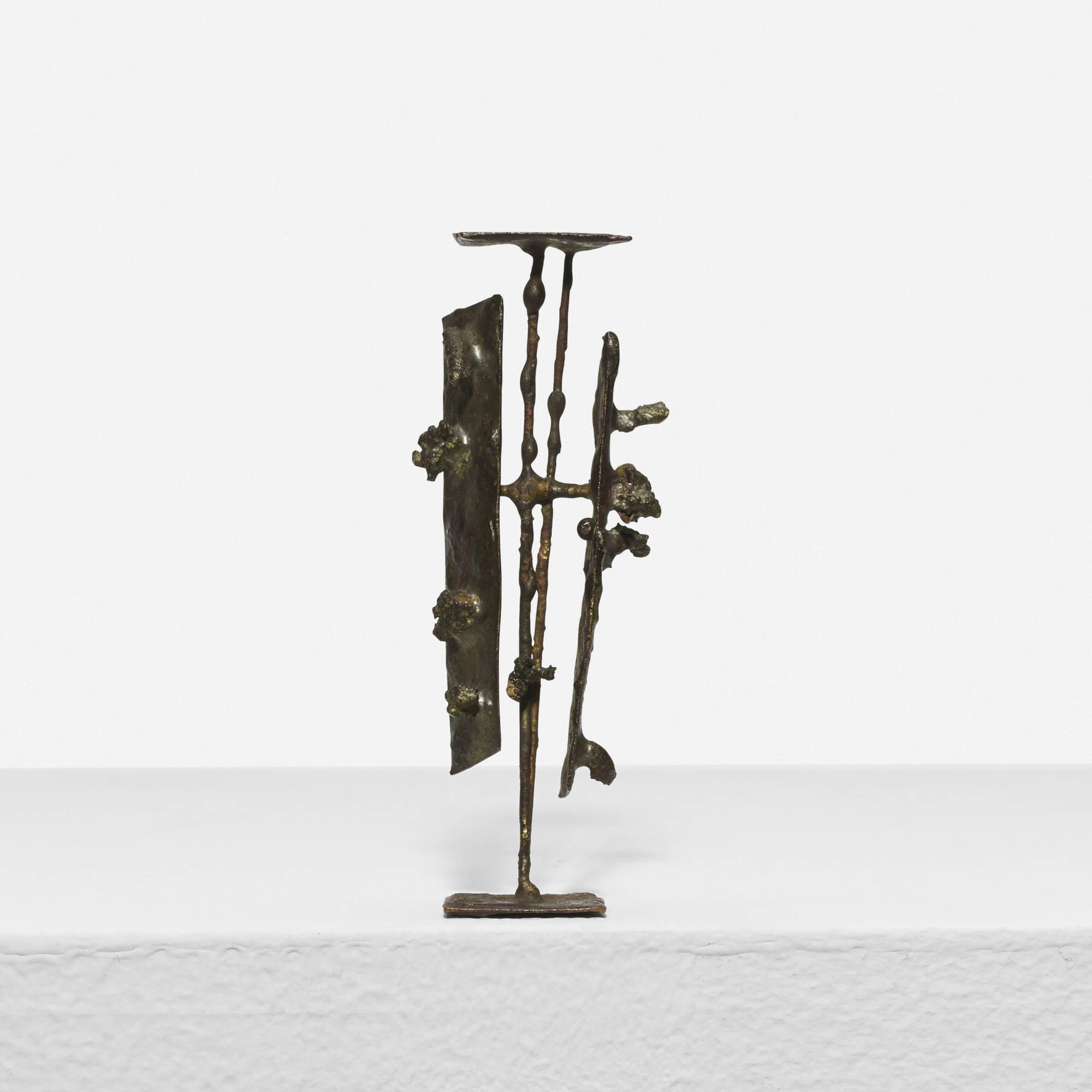 109: Harry Bertoia / Untitled (Welded Form) (2 of 2)