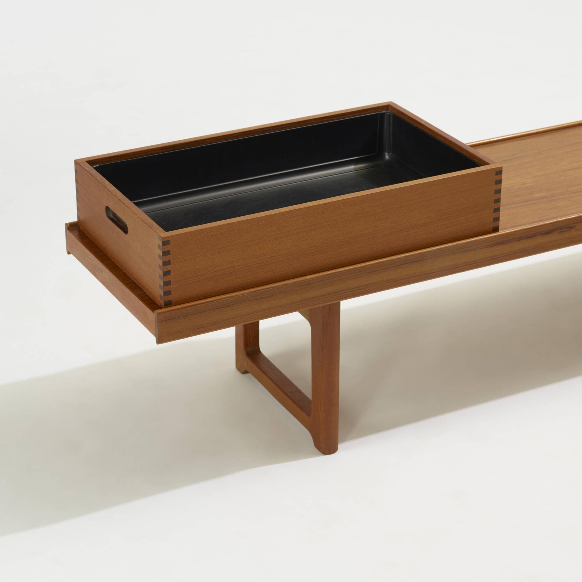 109: Torbjørn Afdal / Krobo bench and accessories (2 of 2)