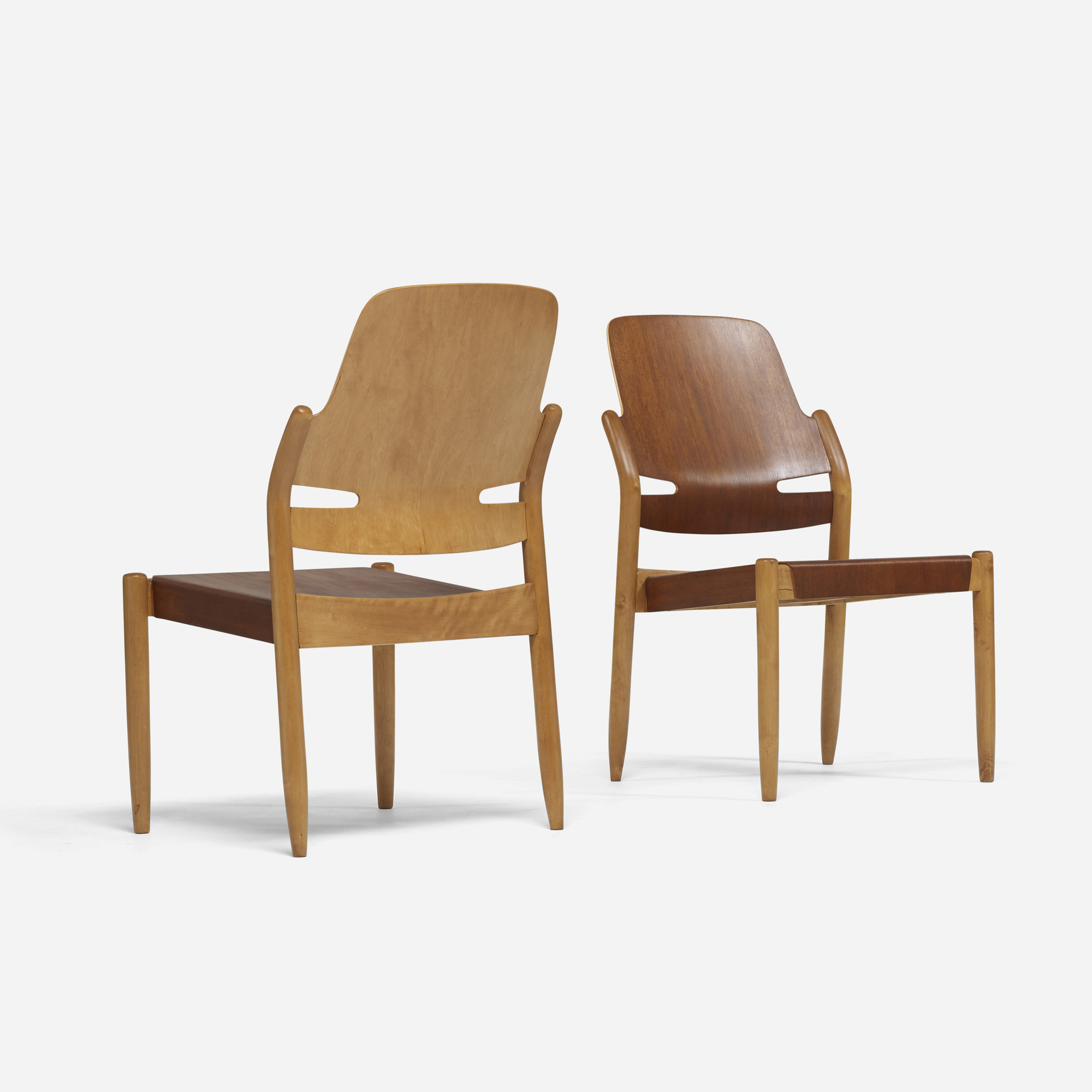 109: Carl-Axel Acking / dining chairs, set of six (3 of 5)