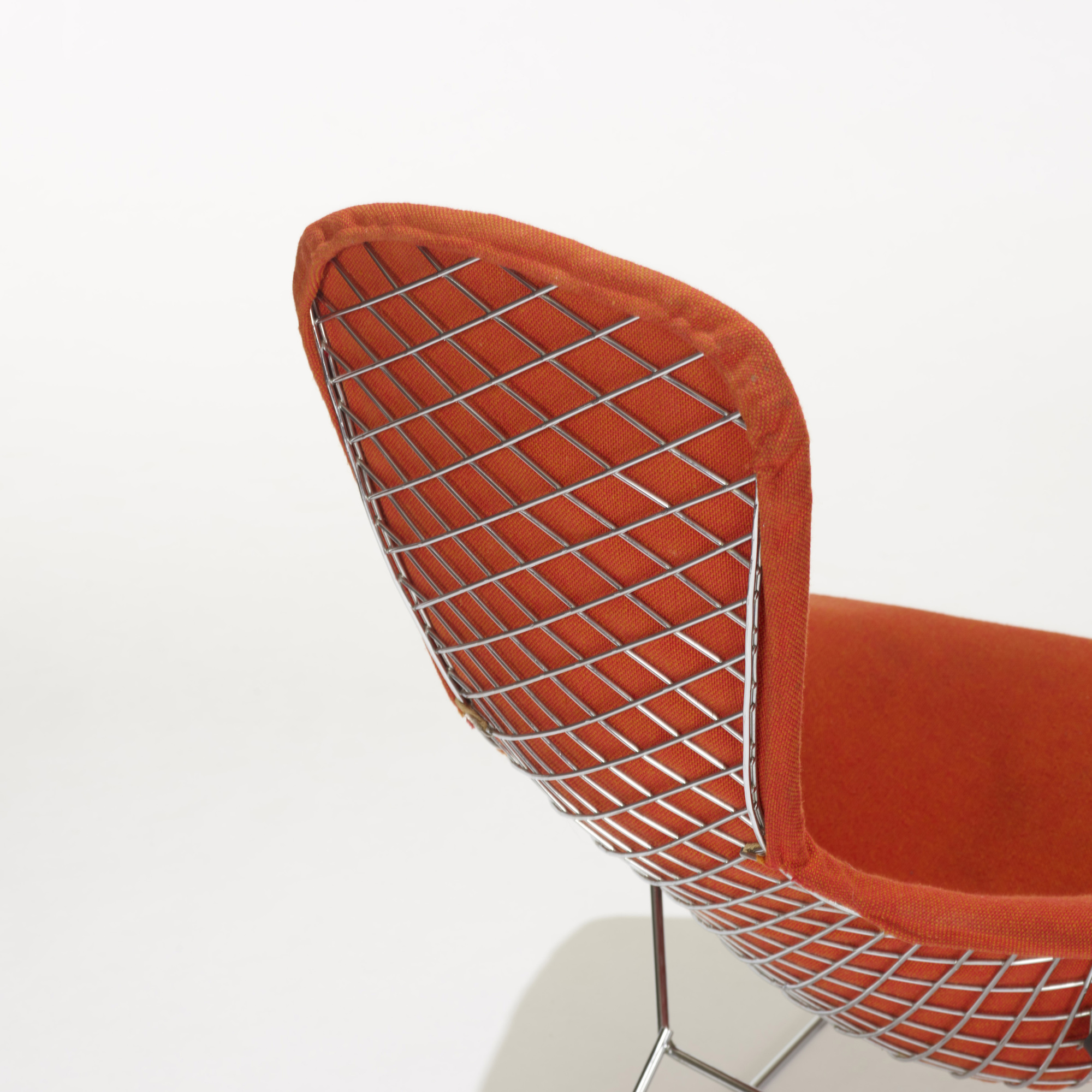 ... 109 Harry Bertoia / Bird chair and ottoman (4 of 4) & 109: HARRY BERTOIA Bird chair and ottoman u003c American Design 21 ...