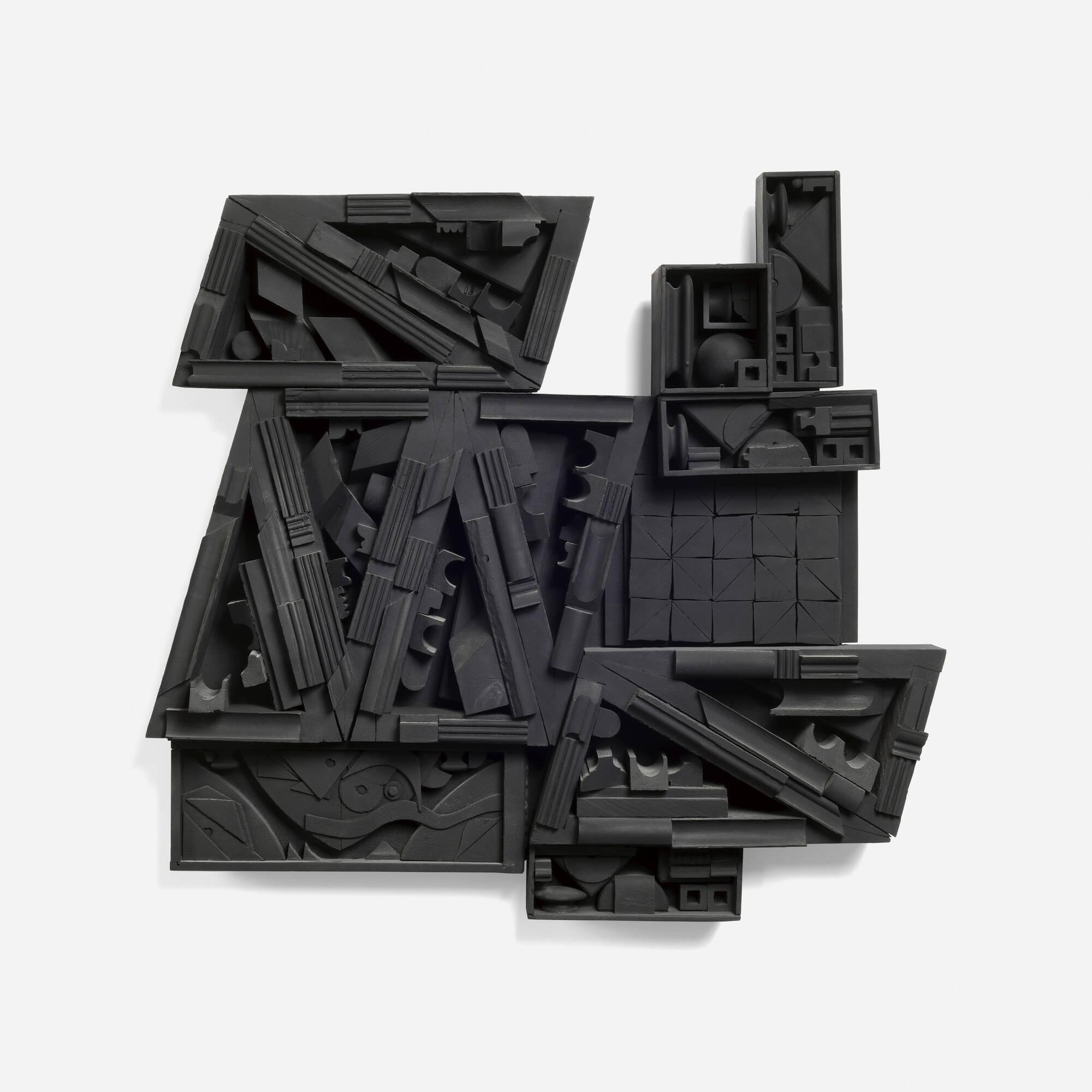 Préférence 10: Louise Nevelson / Moon Zag XI < Design Masterworks, 17  VZ89