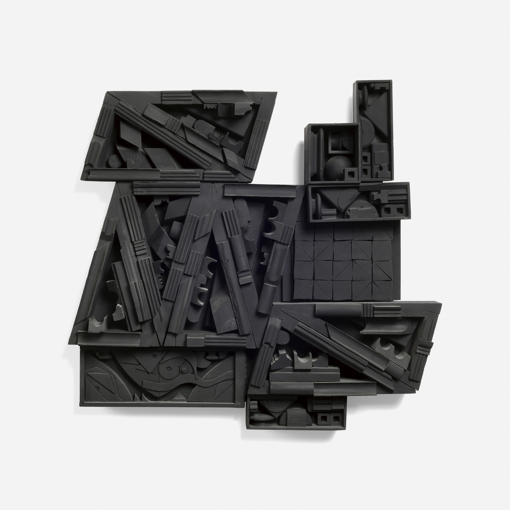 10: Louise Nevelson / Moon Zag XI (1 of 3)