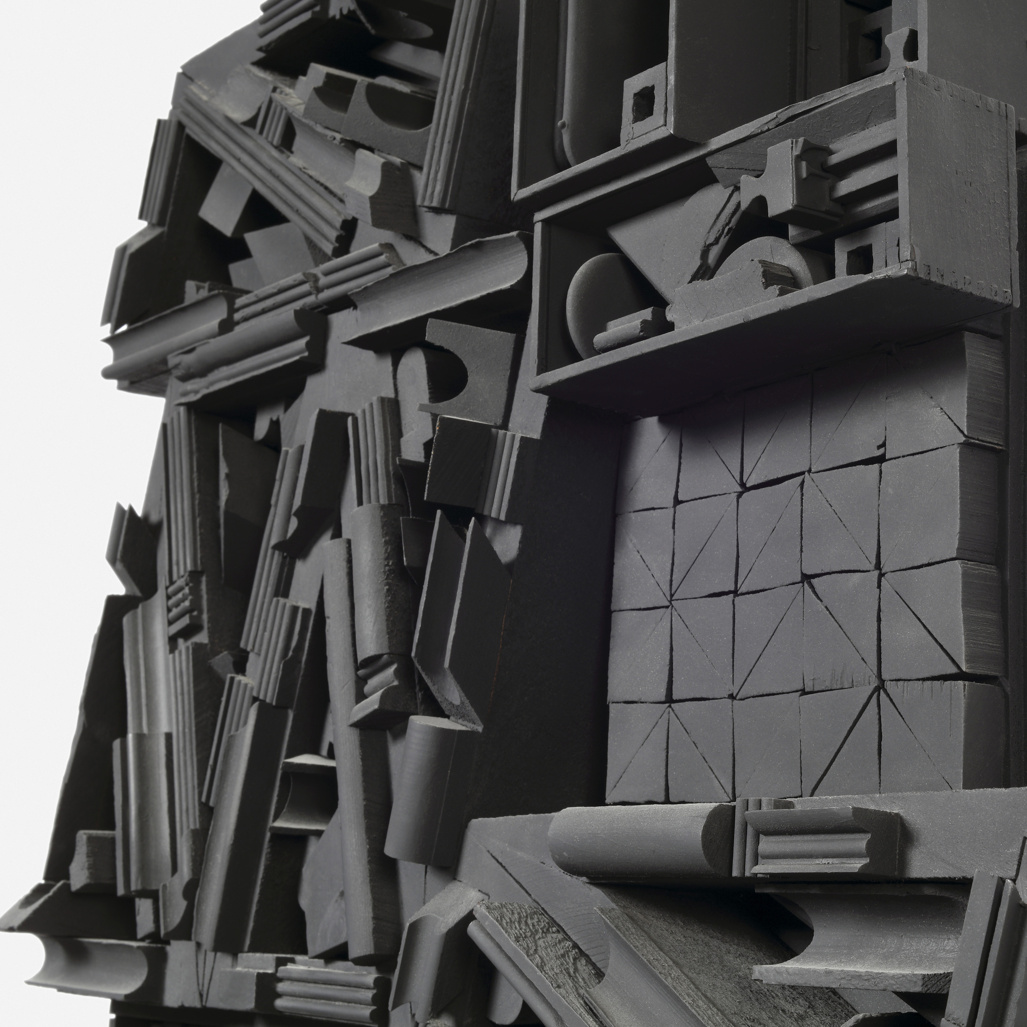 10: Louise Nevelson / Moon Zag XI (3 of 3)