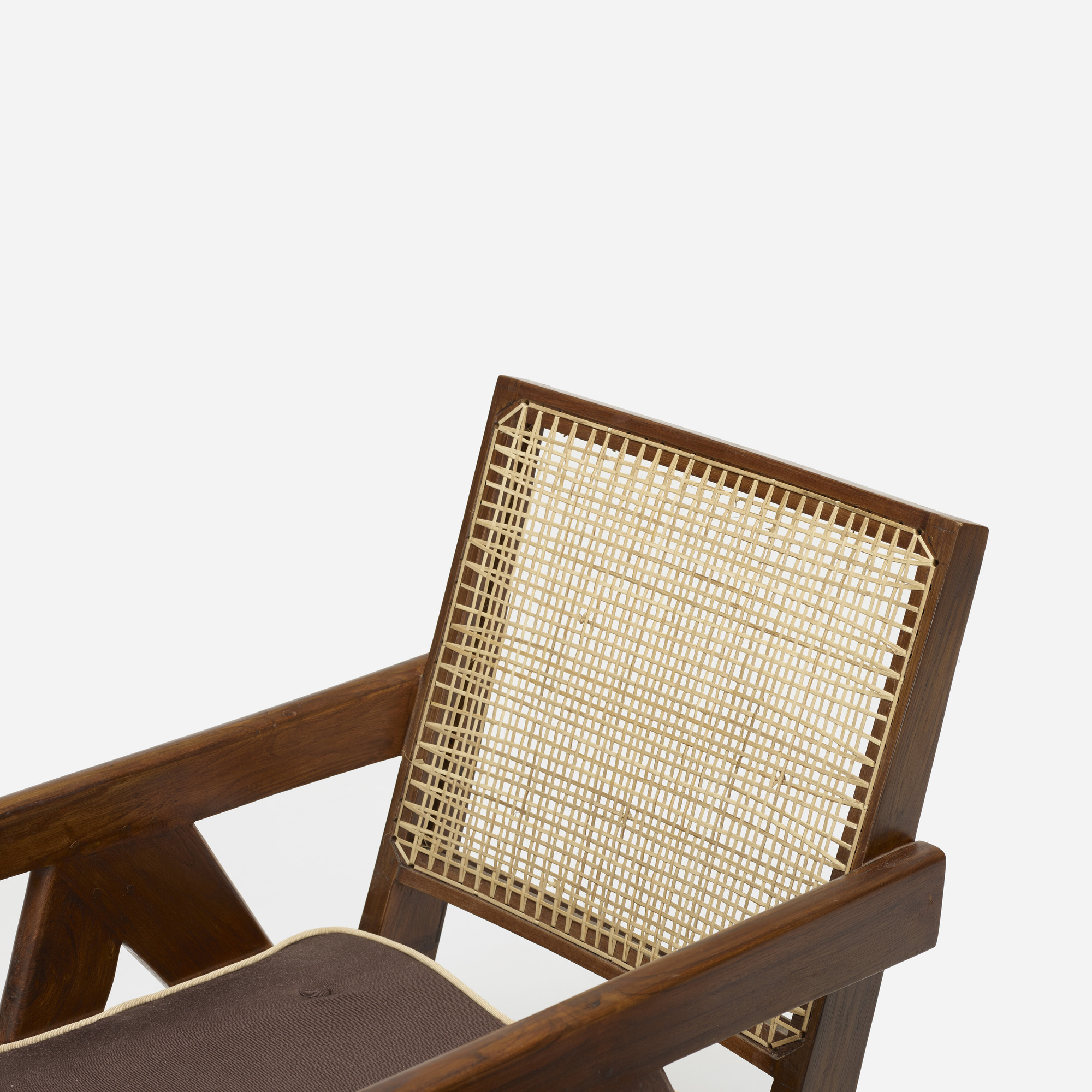 110: Pierre Jeanneret / pair of Easy armchairs from Chandiarh (3 of 3)