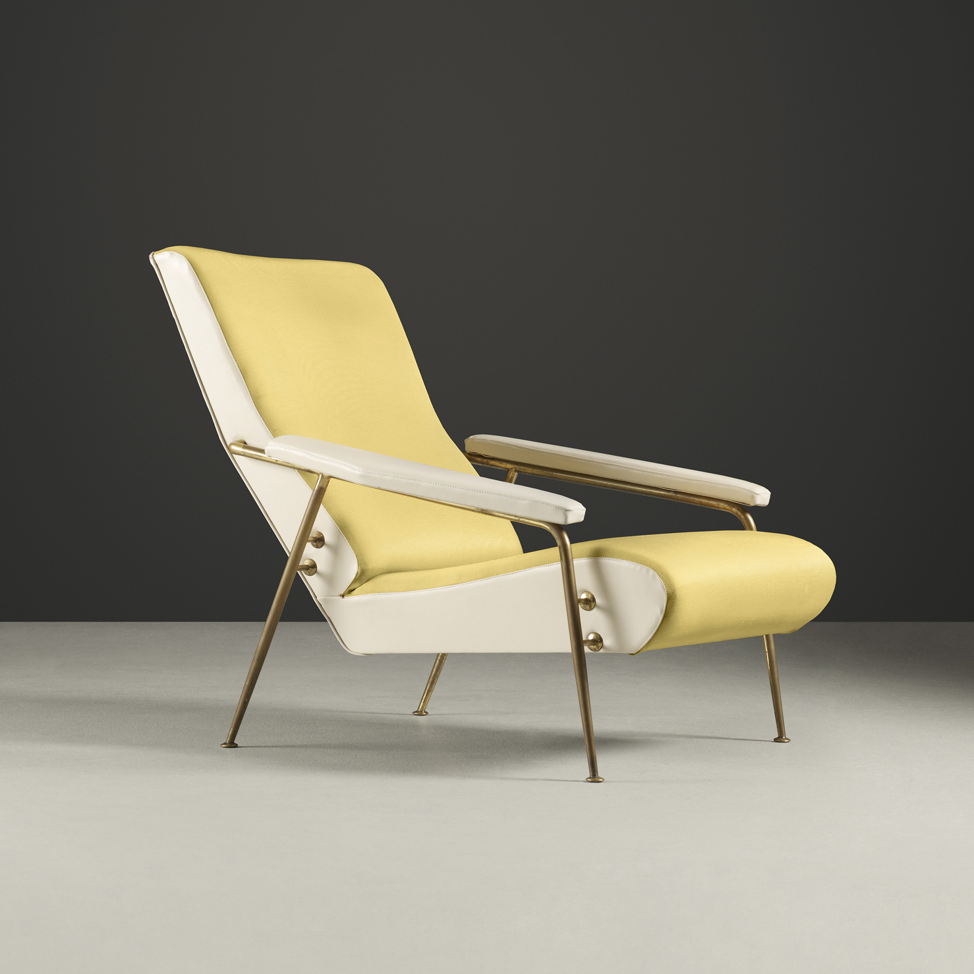 111 gio ponti distex lounge chair model 807 for Cassina italy