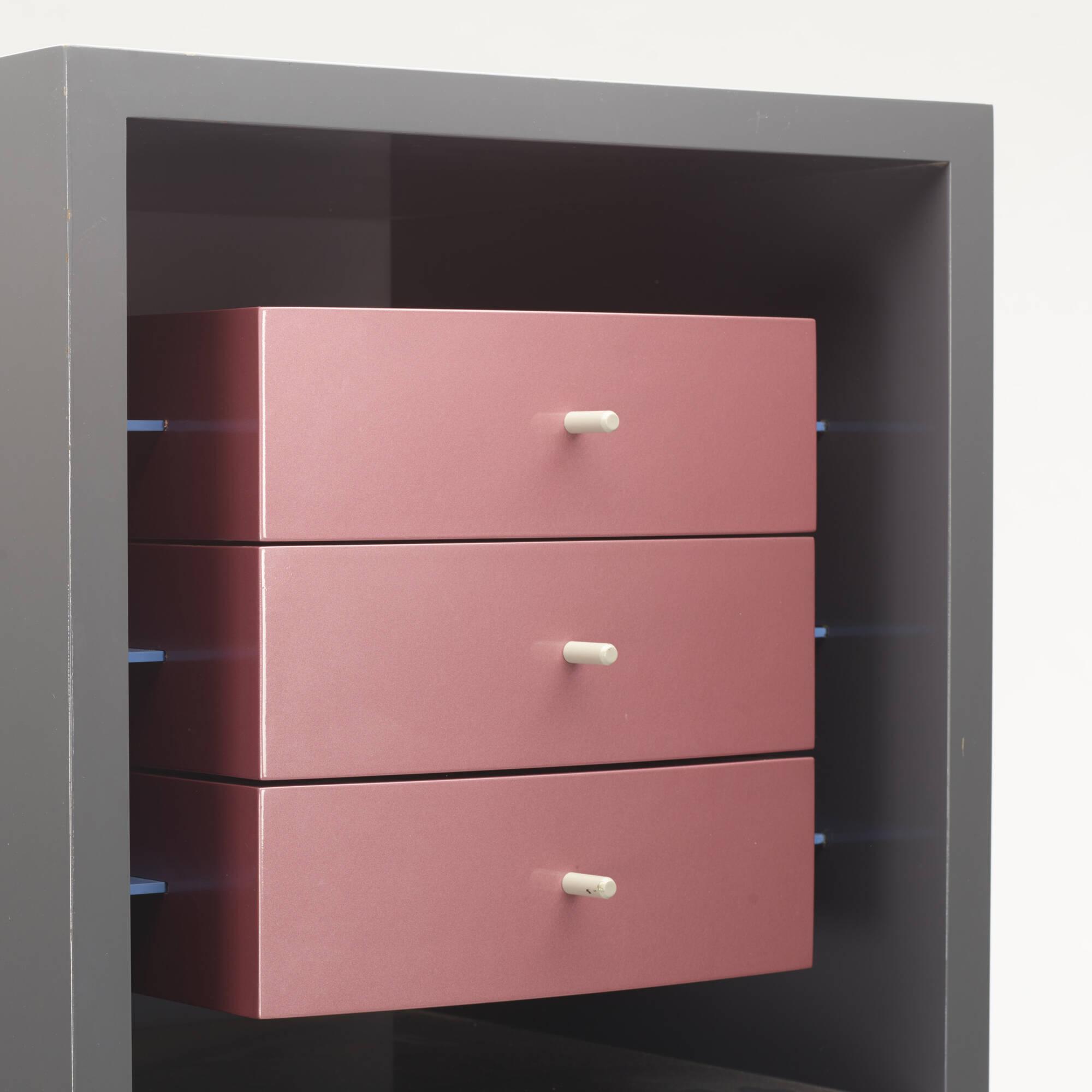 111: Shiro Kuramata / NIKKO cabinet < Art + Design, 12 October ...