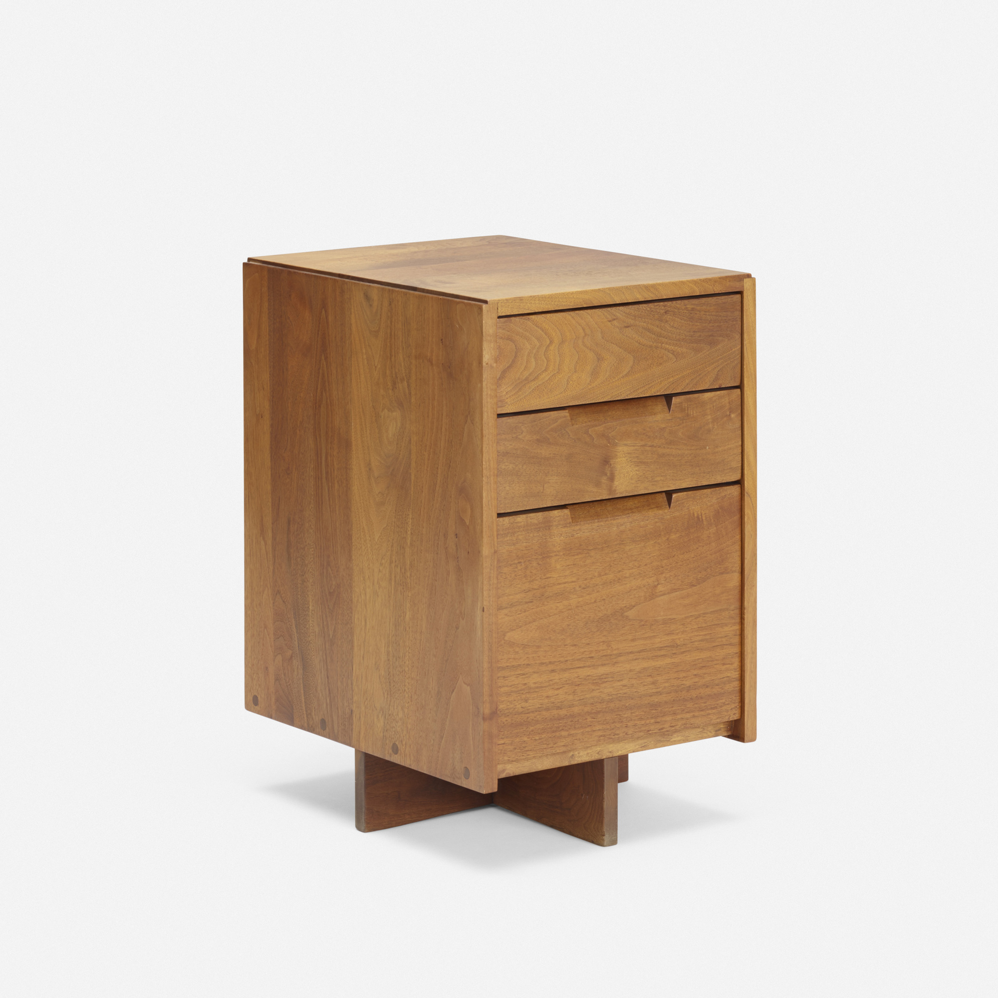 112: George Nakashima / nightstand (1 of 3)