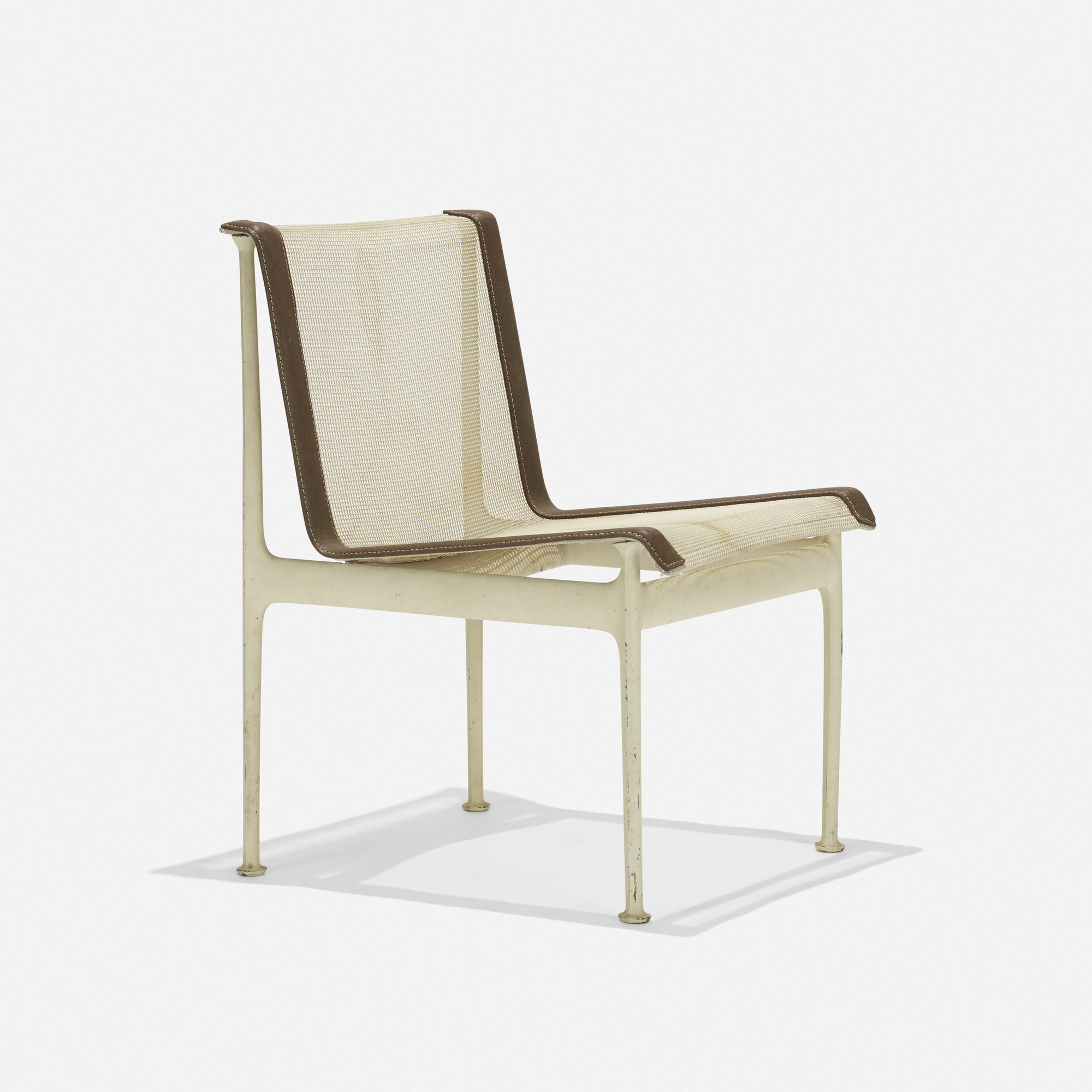 richard schultz  early production leisure collection dining  -  richard schultz  early production leisure collection dining chair (of )
