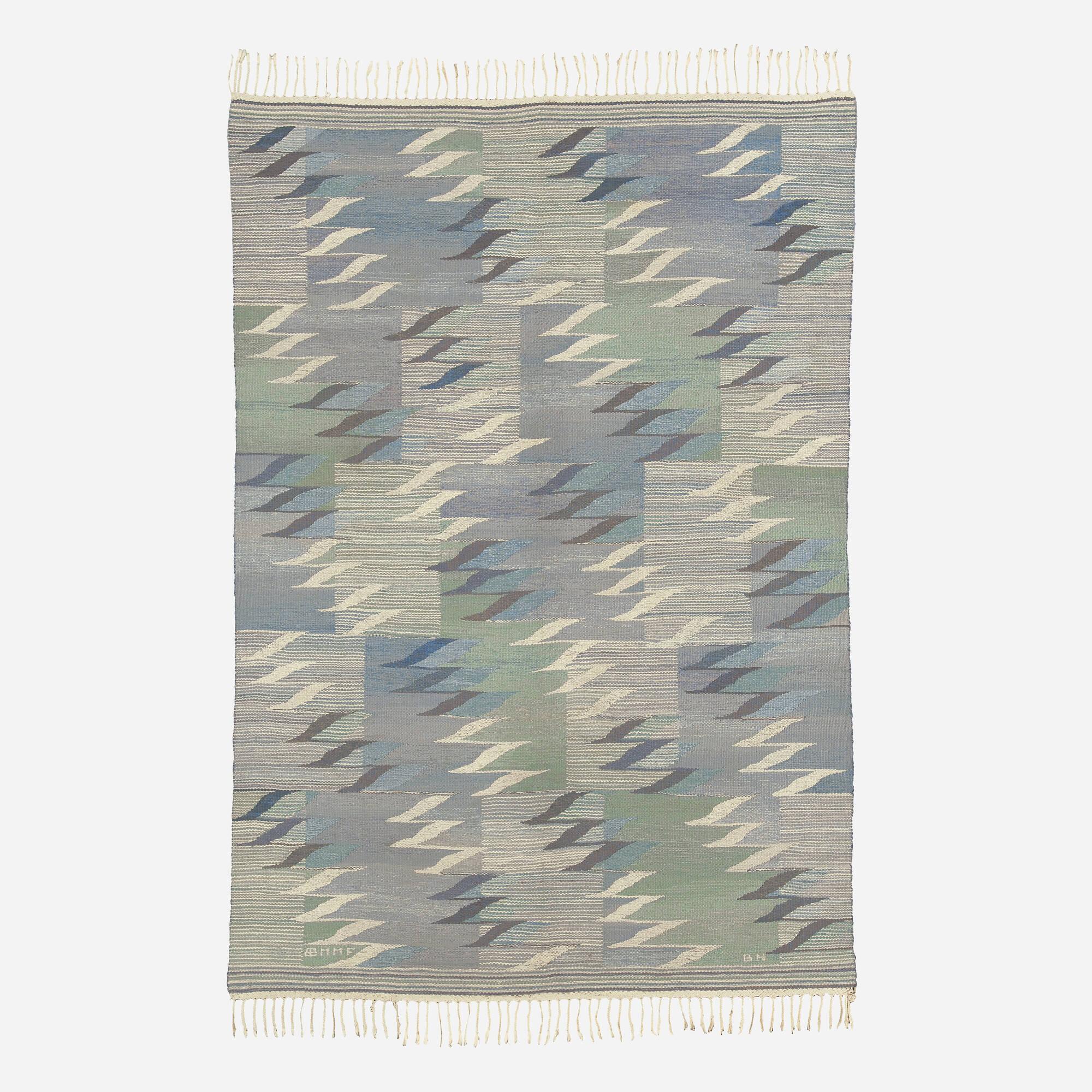 112: Barbro Nilsson / Snäcklösa tapestry weave carpet (1 of 1)