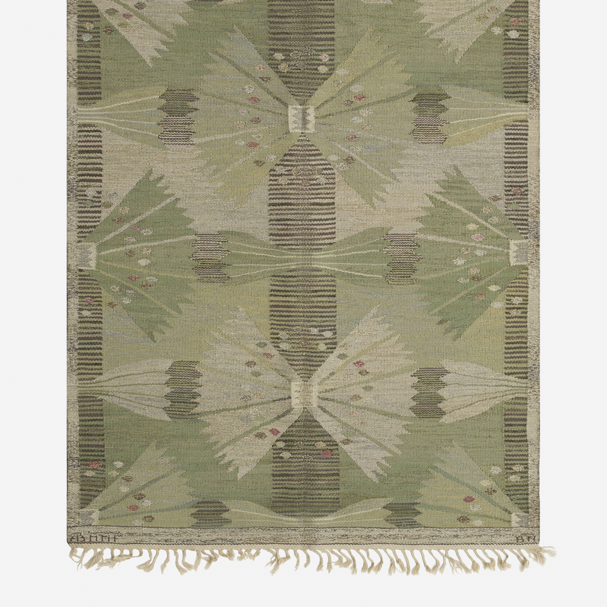 113: Barbro Nilsson / The Park, Falkman tapestry weave carpet (2 of 2)