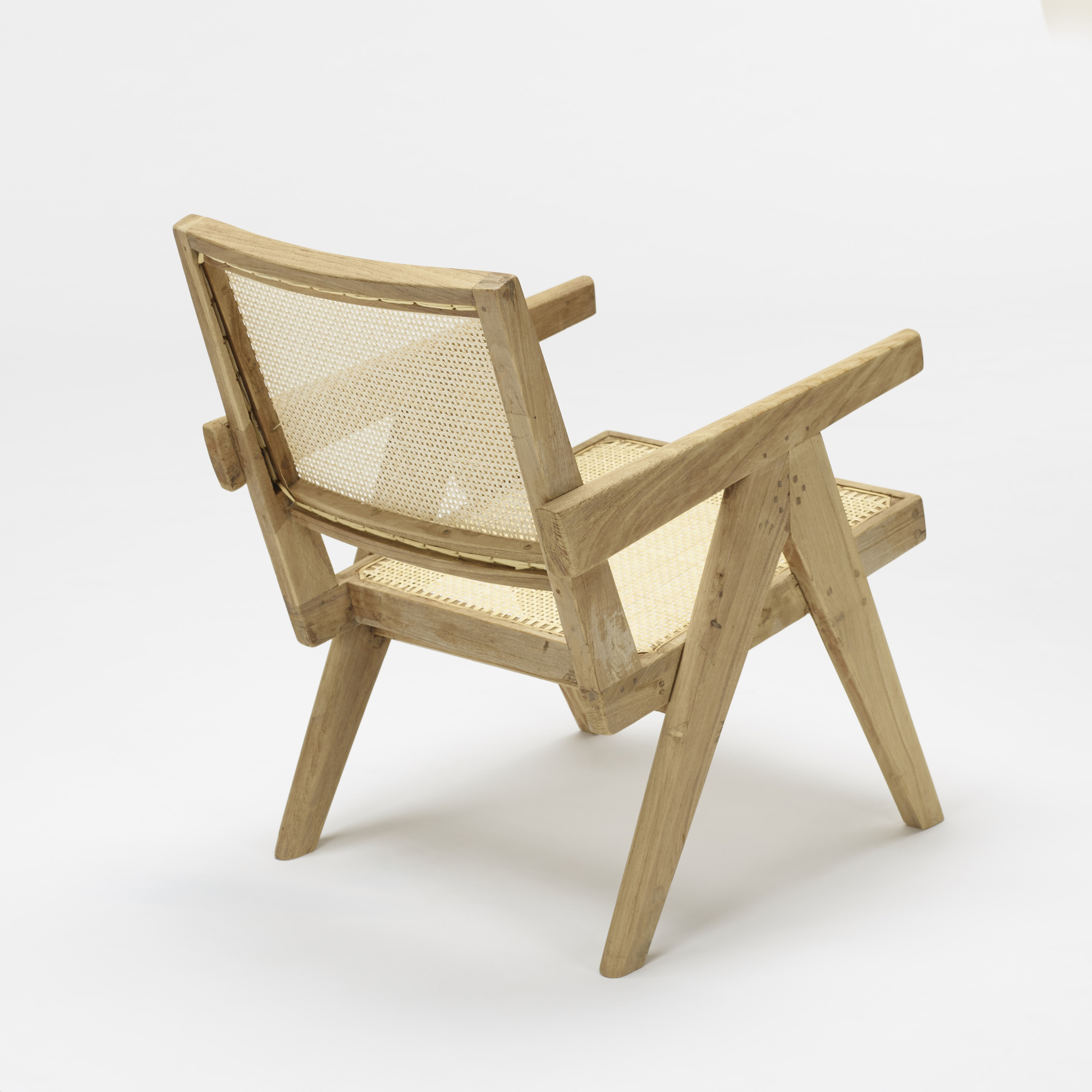 113: Pierre Jeanneret / Easy armchairs from Chandigarh, set of two (3 of 4)