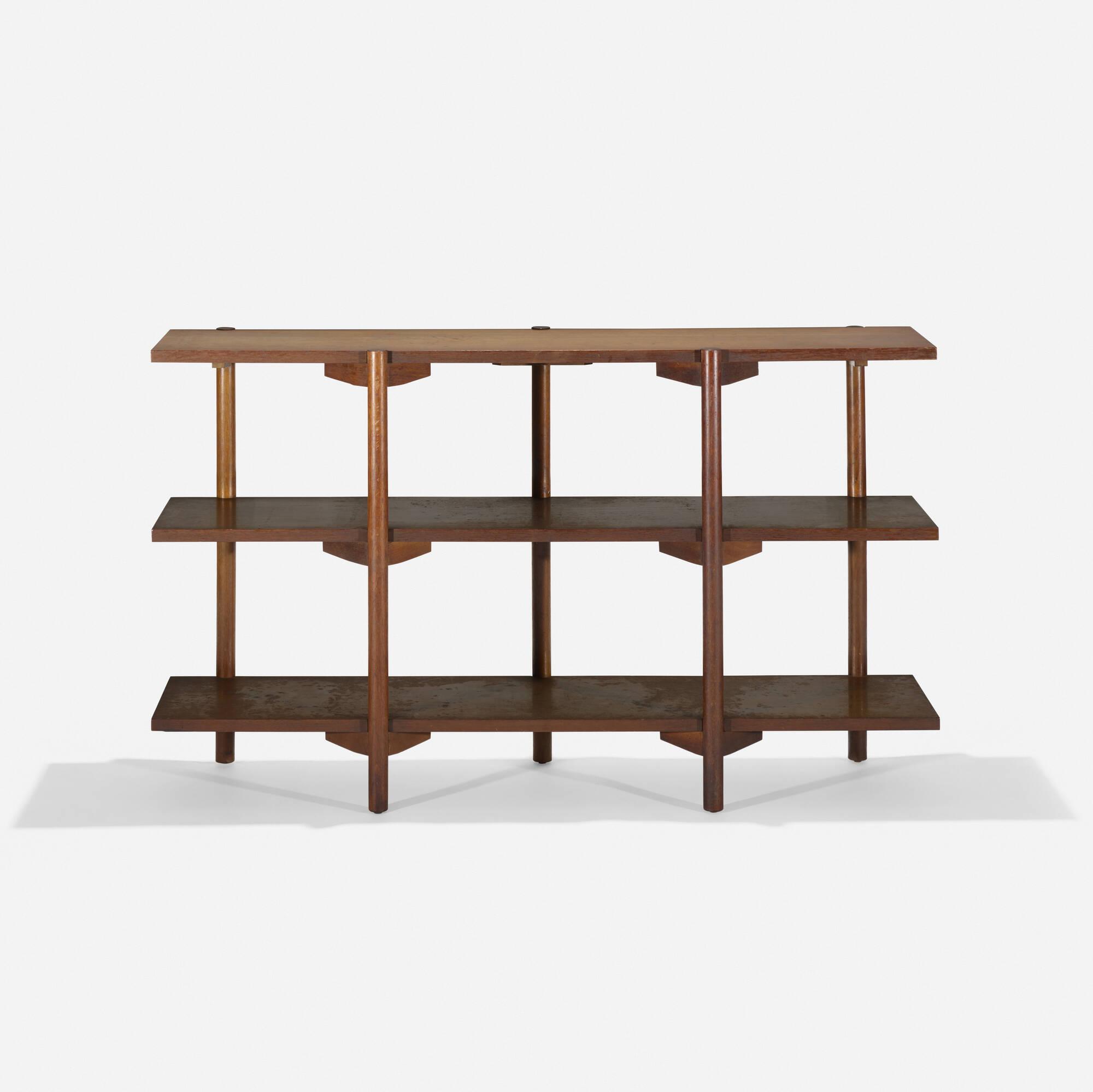 114: Milo Baughman / bookshelf (1 of 2)