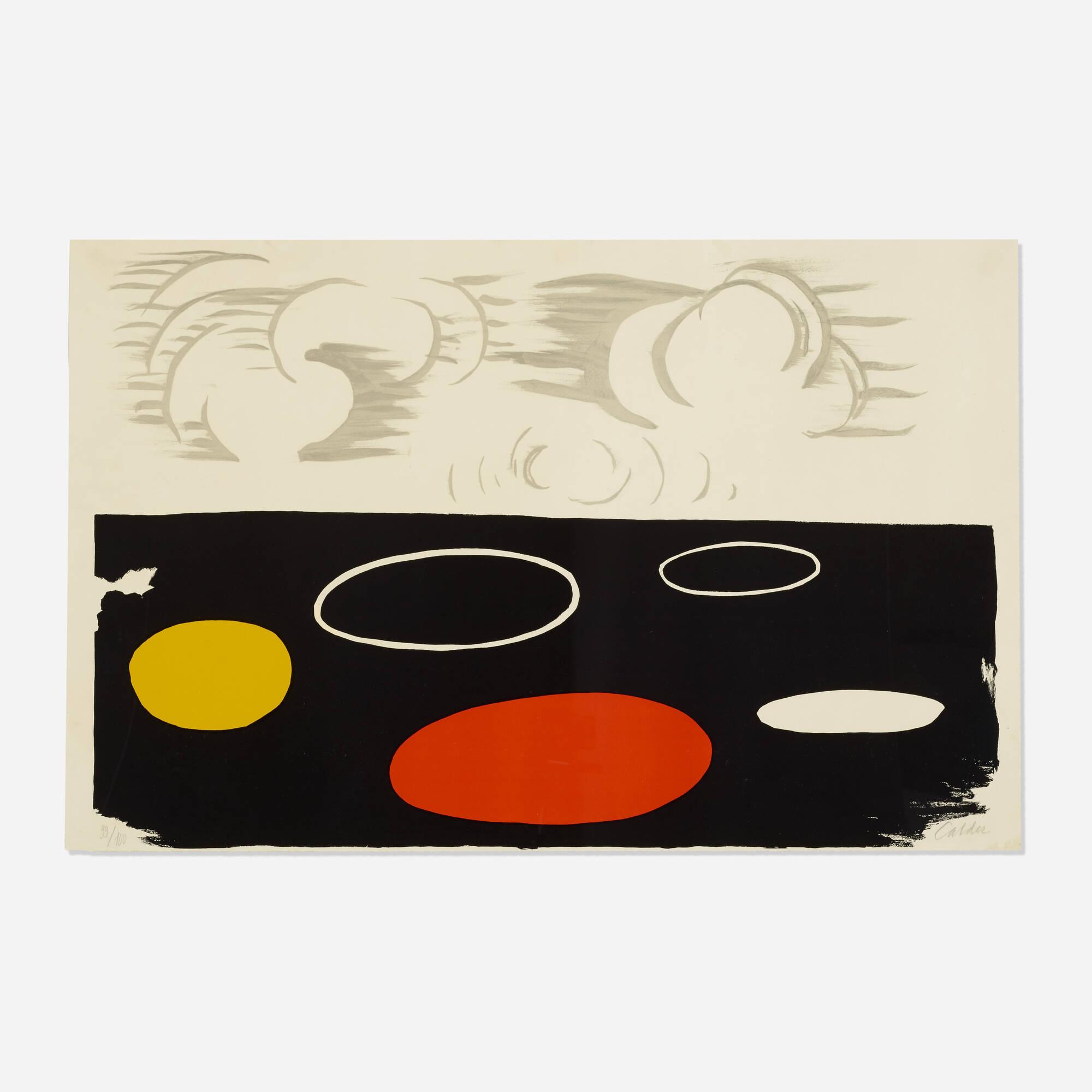 114: Alexander Calder / Flat World (1 of 1)