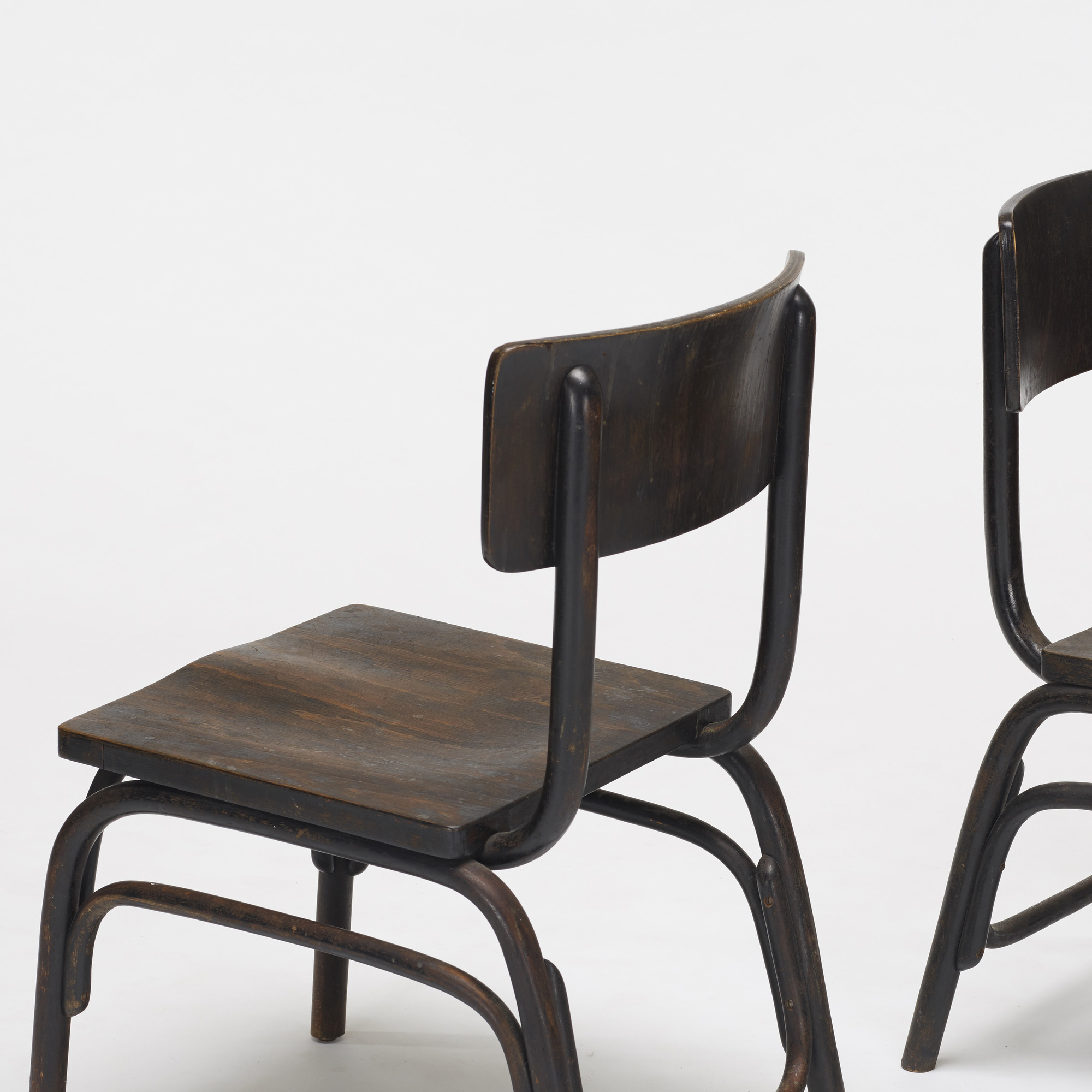 Ferdinand Kramer 114 ferdinand kramer chairs model b403 pair living contemporary