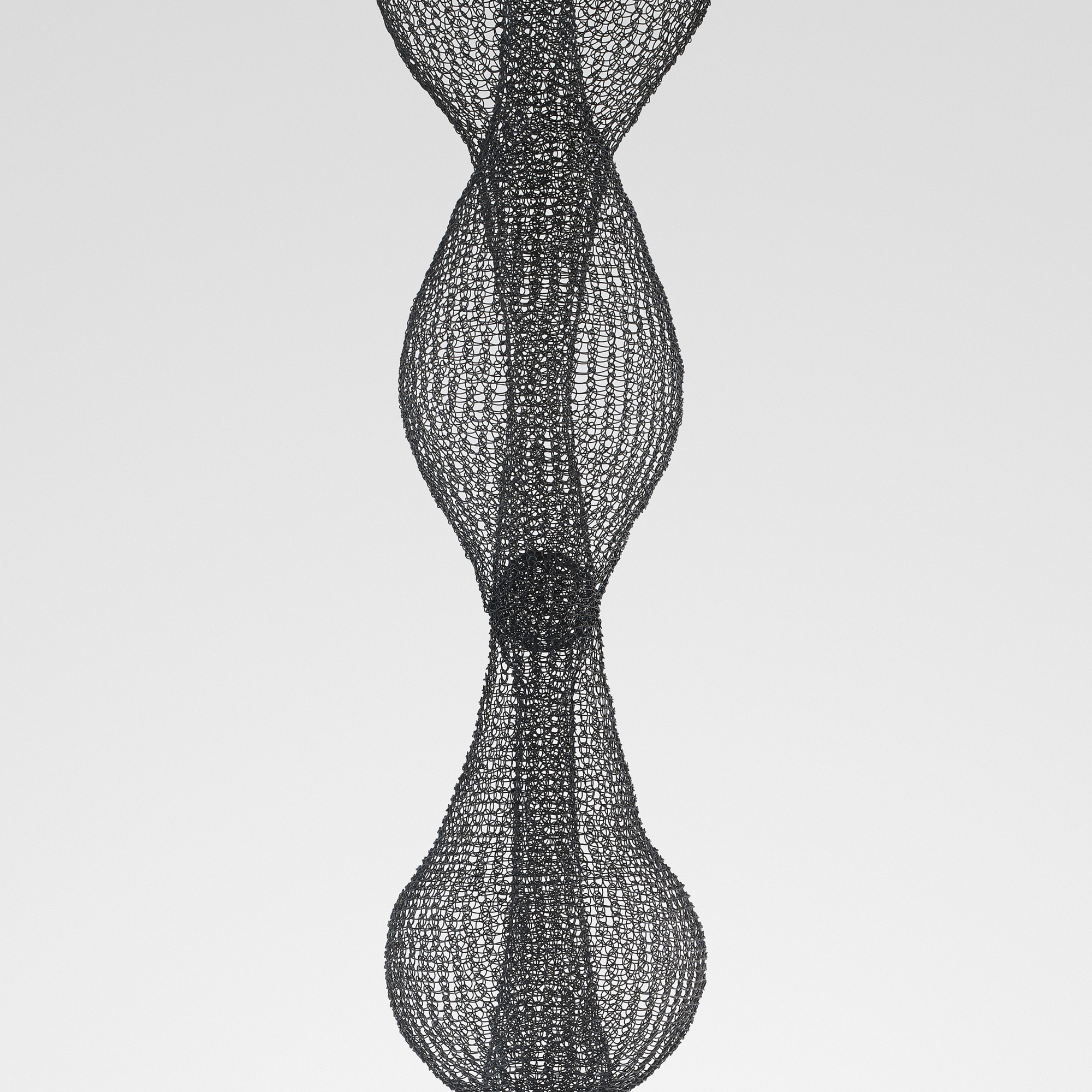 114: RUTH ASAWA, Untitled (S.386, Hanging, Five-Lobed, Multi-Layered ...