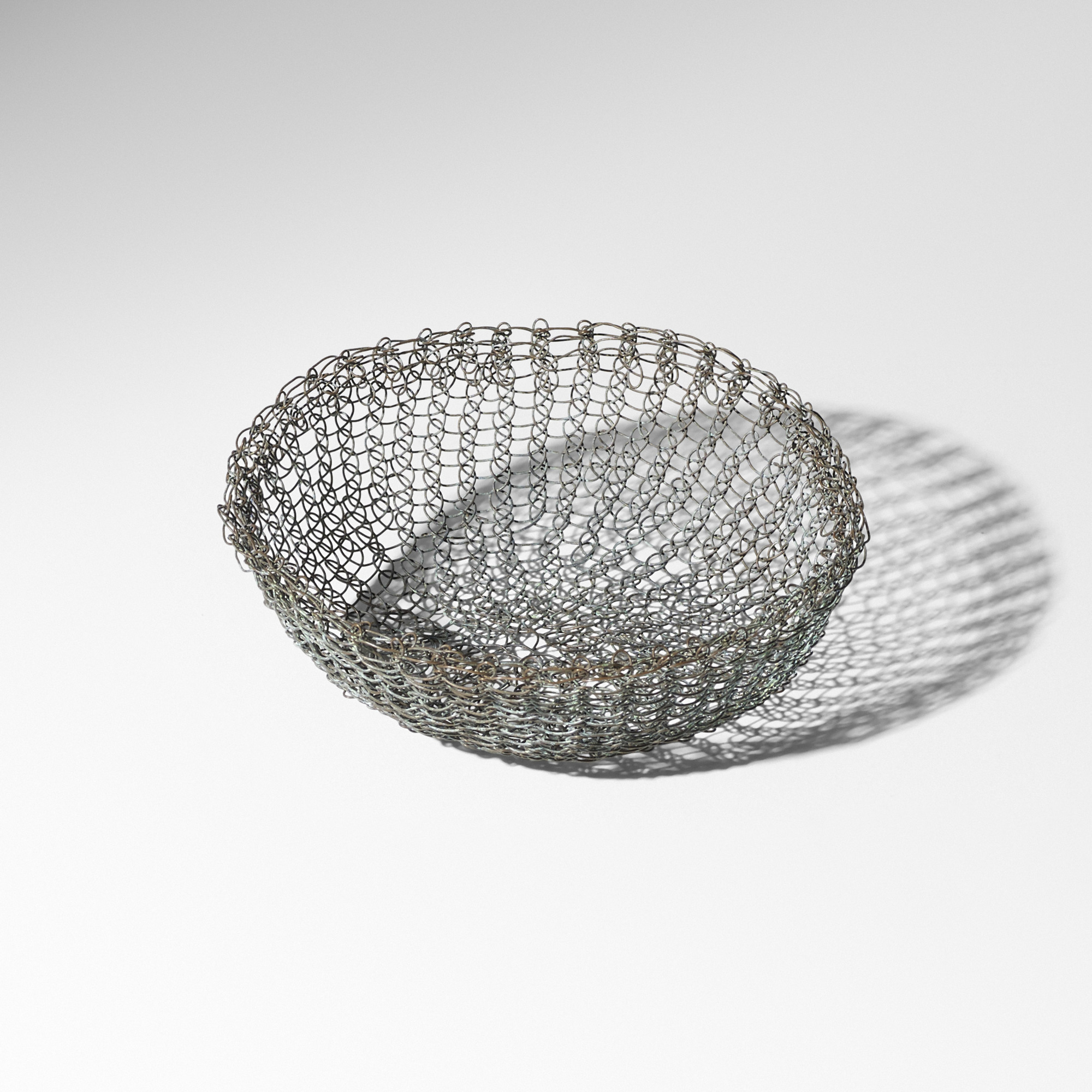 115: RUTH ASAWA, Untitled (S.364 Basket form) < Art + Design, 24 ...