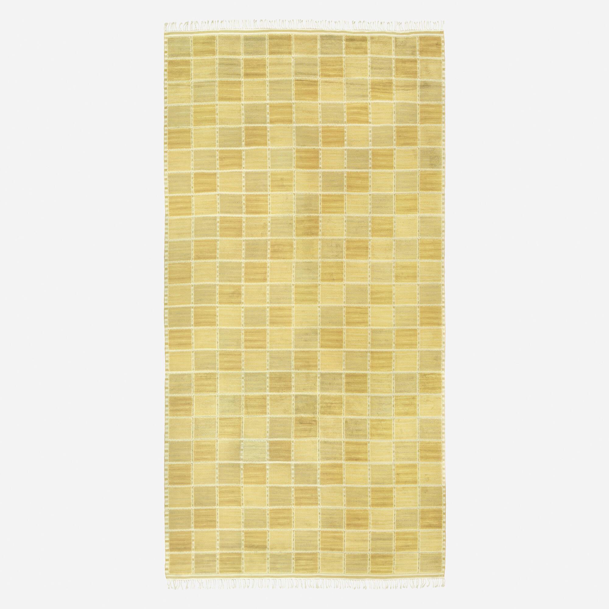 115: Barbro Nilsson / Gyllenrutan half-pile carpet (1 of 1)