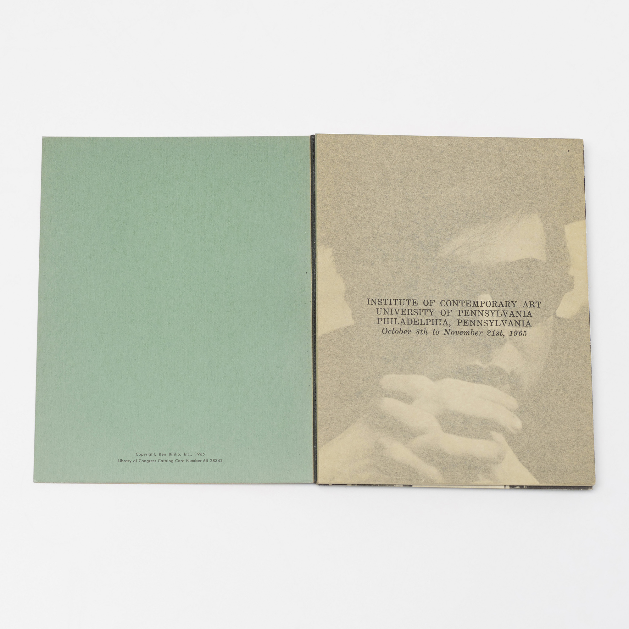 115: After Andy Warhol / exhibition catalog (2 of 4)
