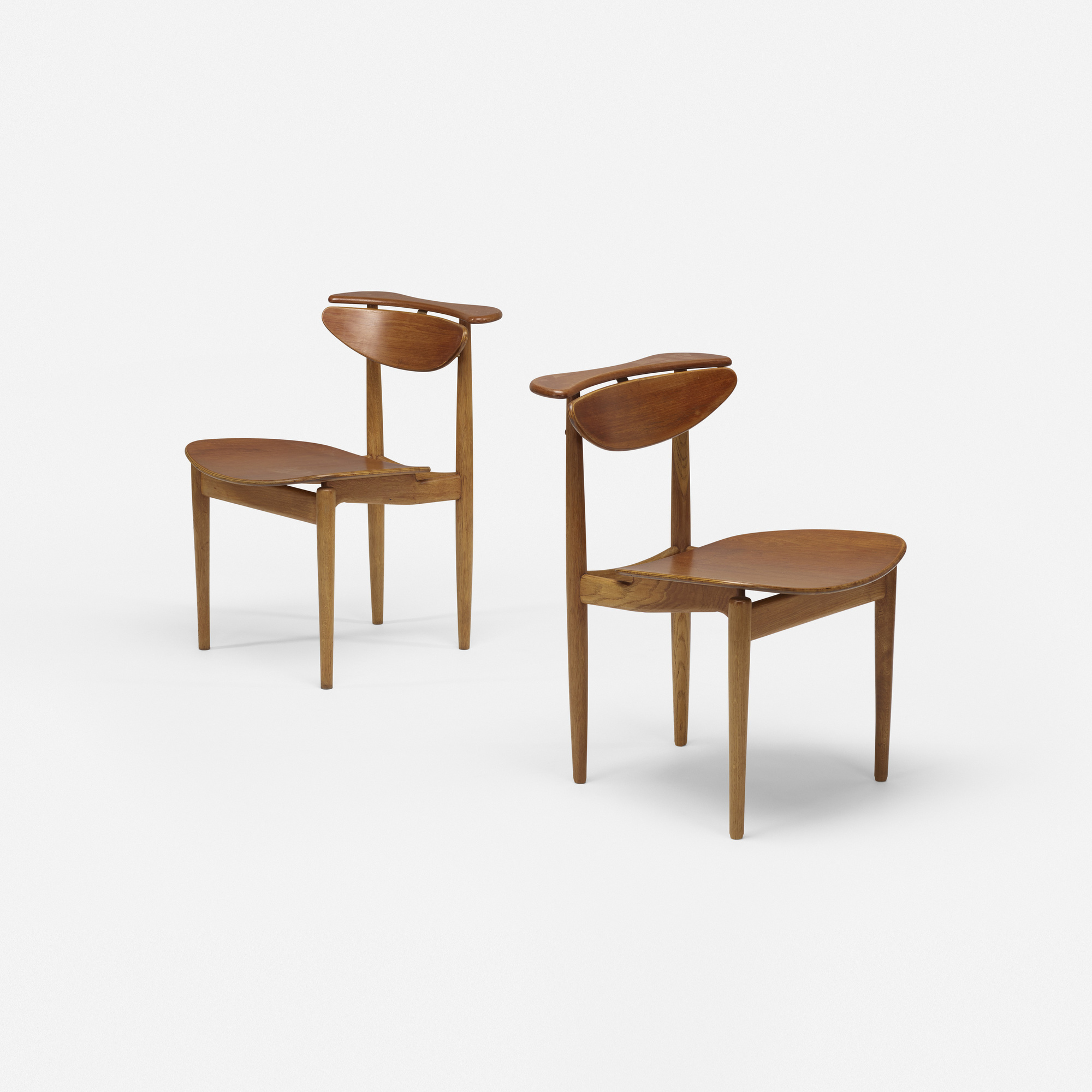 115: Finn Juhl / dining chairs, pair (2 of 4)