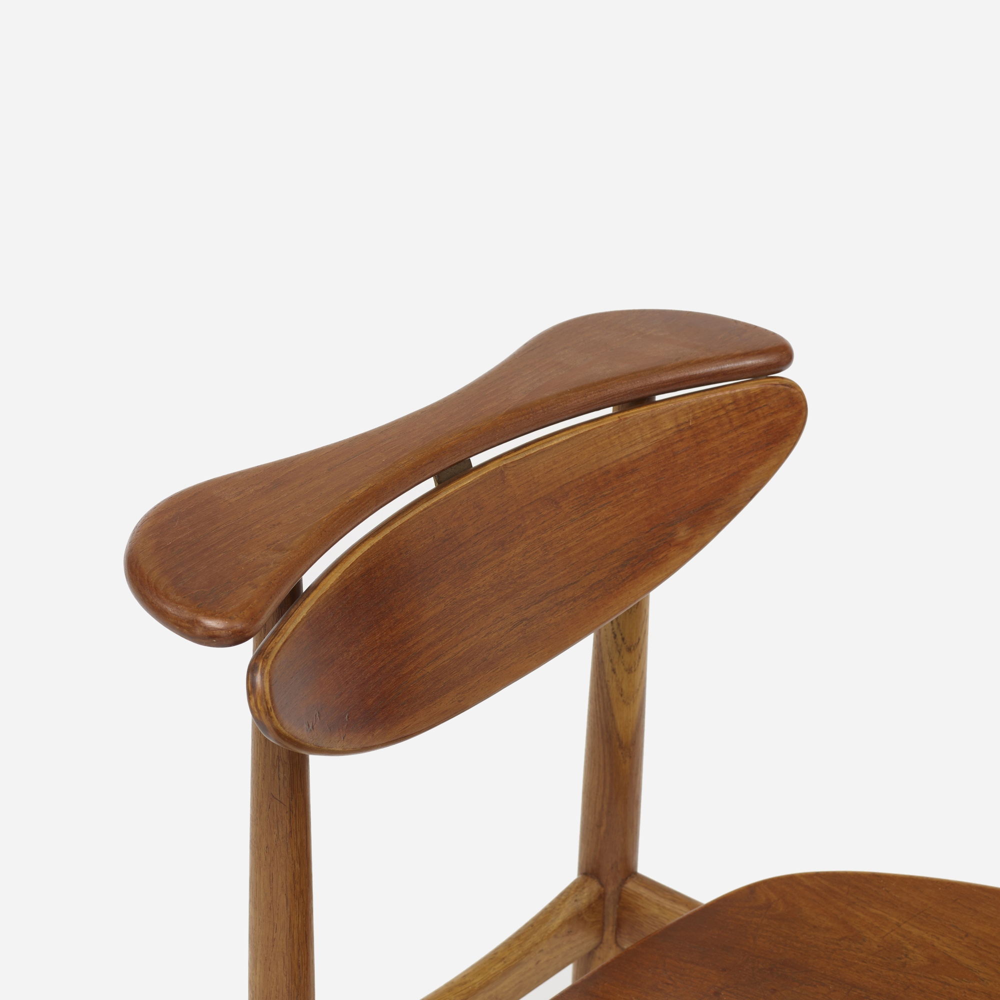 115: Finn Juhl / dining chairs, pair (3 of 4)