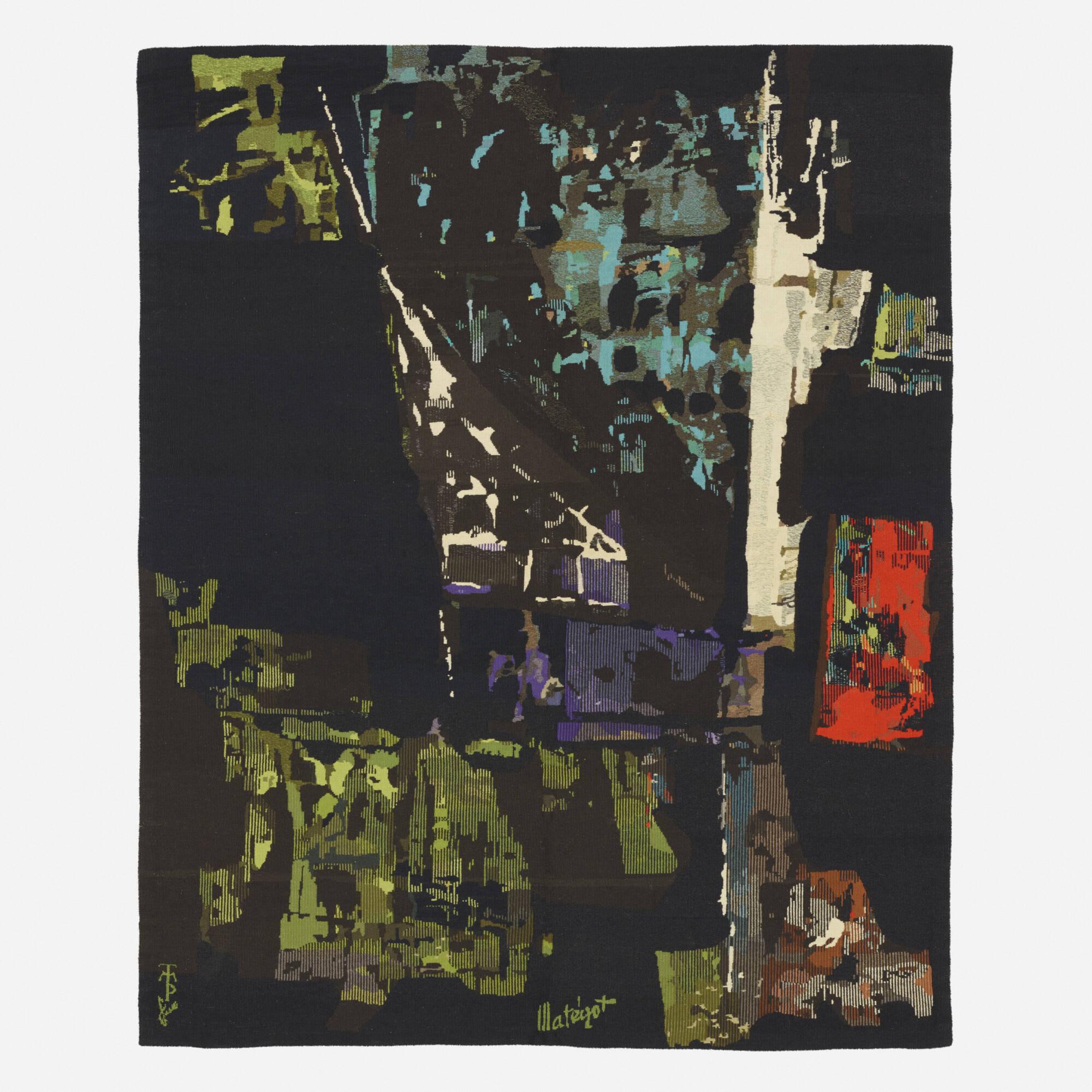 116: Mathieu Matégot / Sirius tapestry (1 of 2)