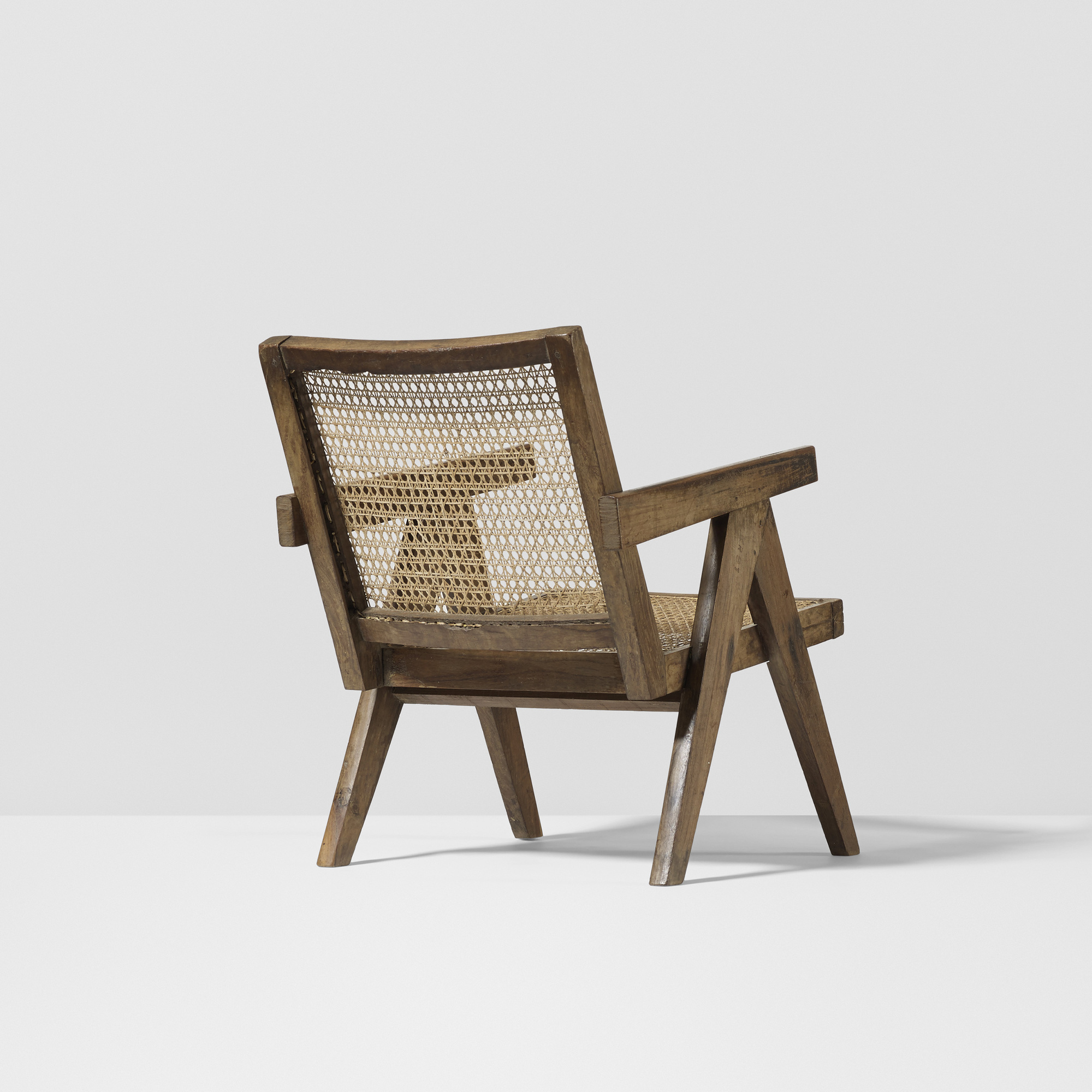 116 Pierre Jeanneret lounge chair from Chandigarh Le