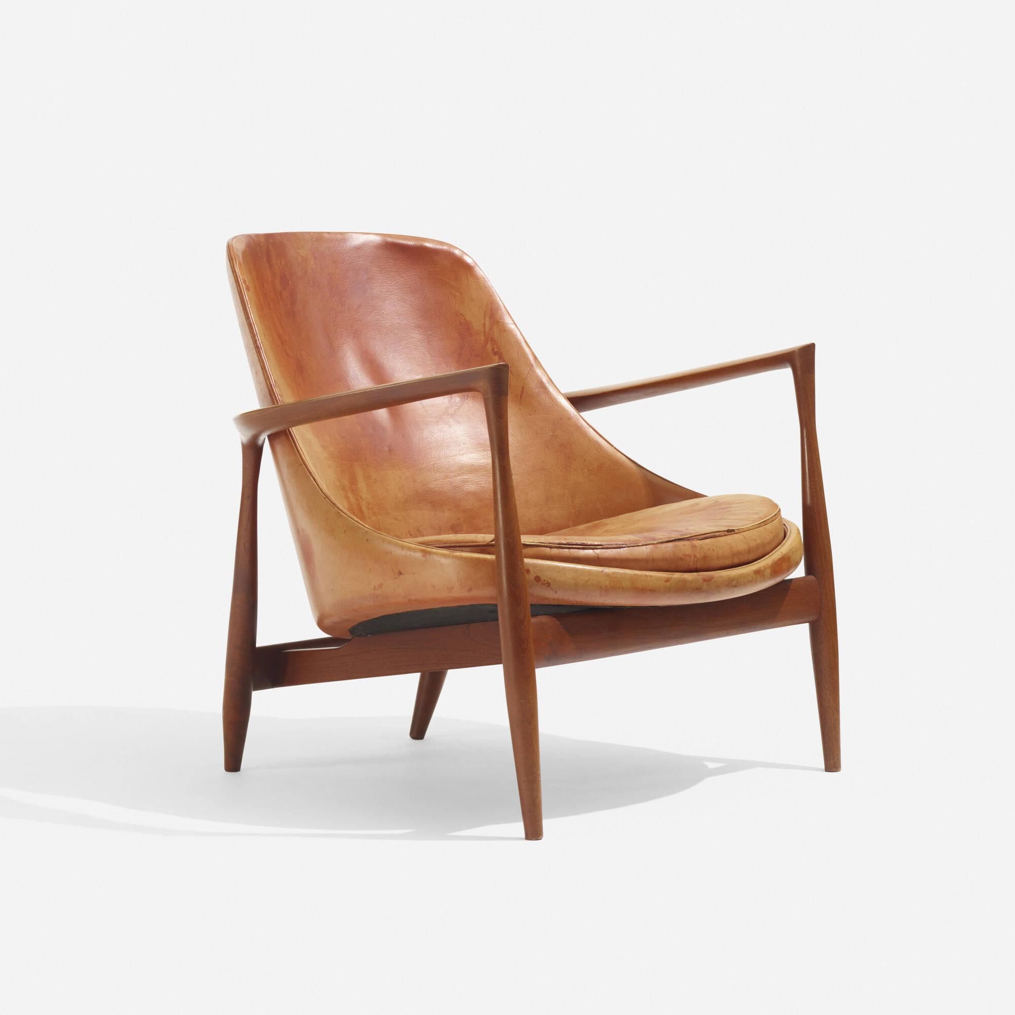 Modern sofa chairs design - 116 Ib Kofod Larsen Elizabeth Chair 1 Of 3