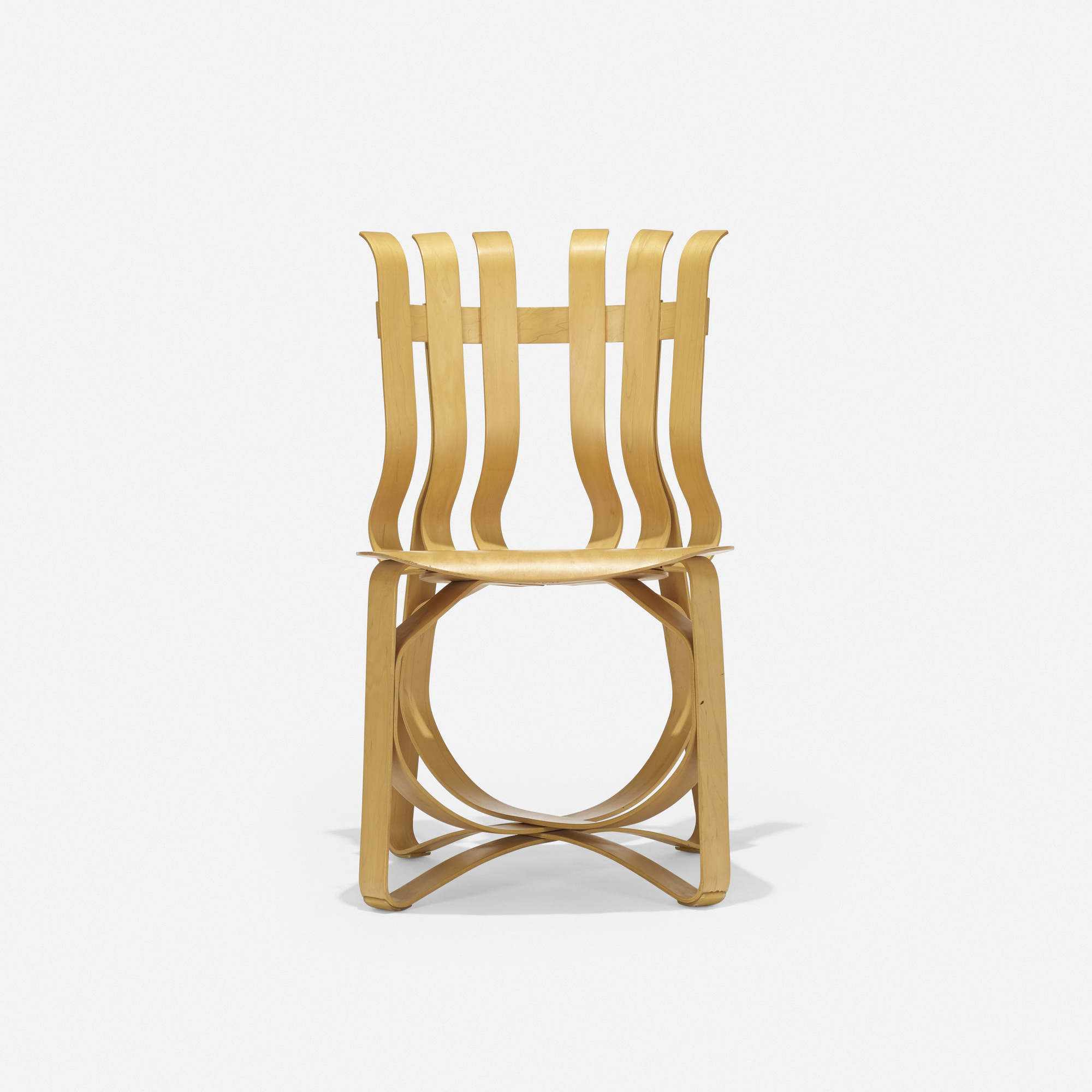 116: Frank Gehry / Hat Trick chair (1 of 4)