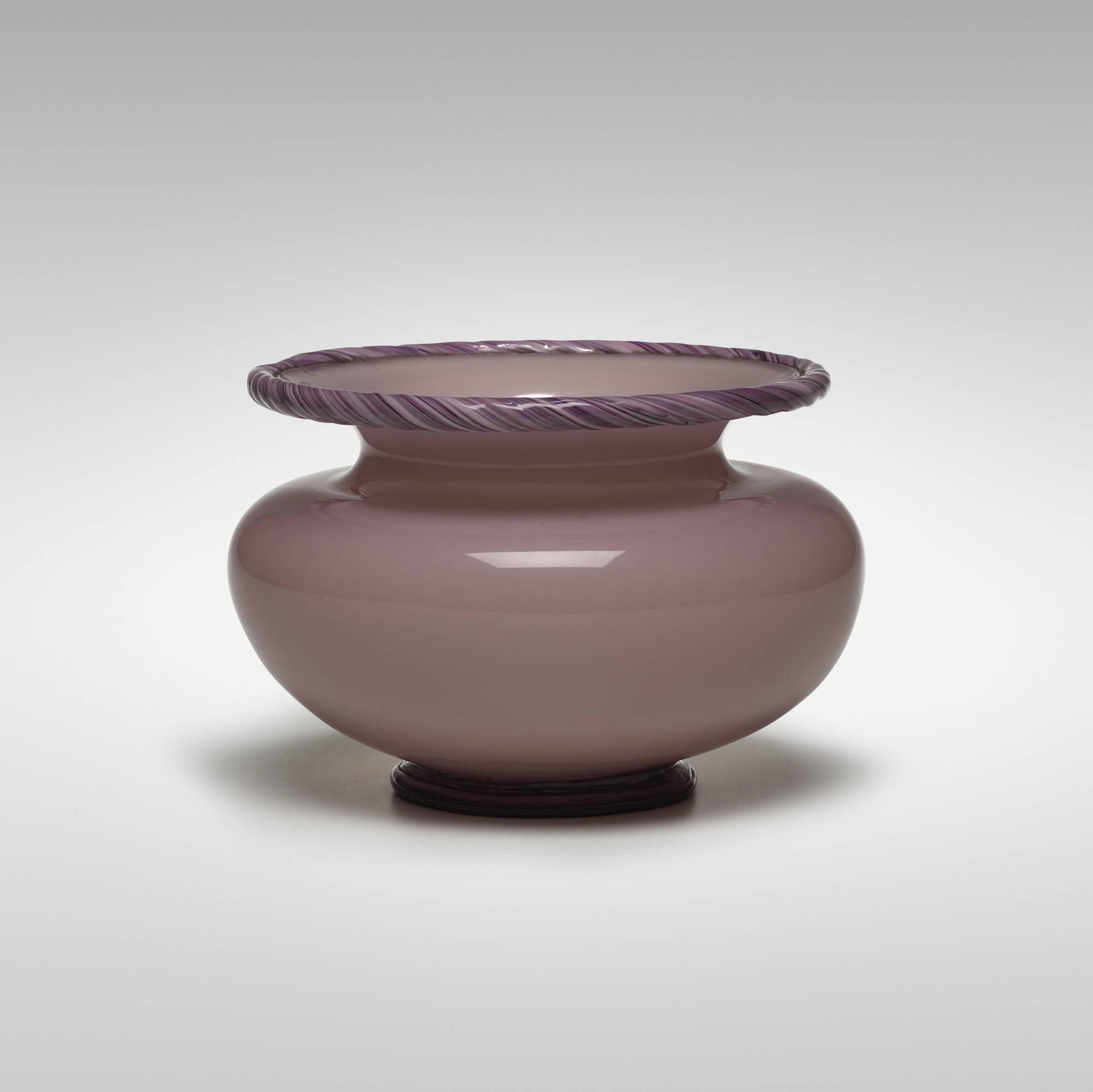 116: Napoleone Martinuzzi / vase, model 3223 (2 of 3)