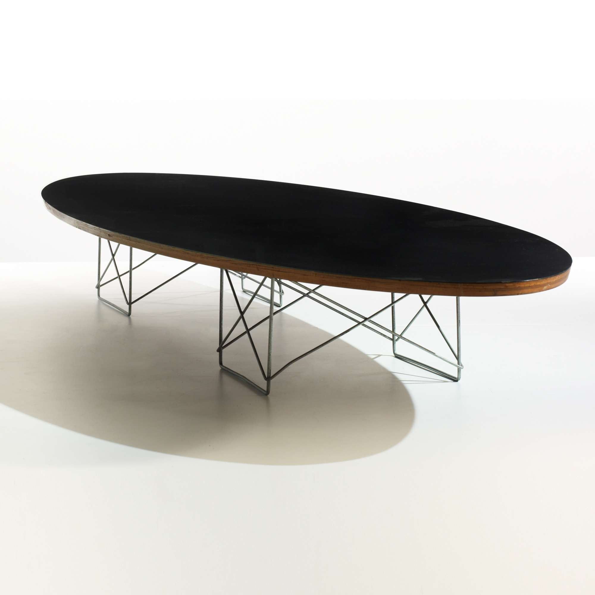 Eames Surfboard Coffee Table.116 Charles And Ray Eames Etr Surfboard Coffee Table Modern