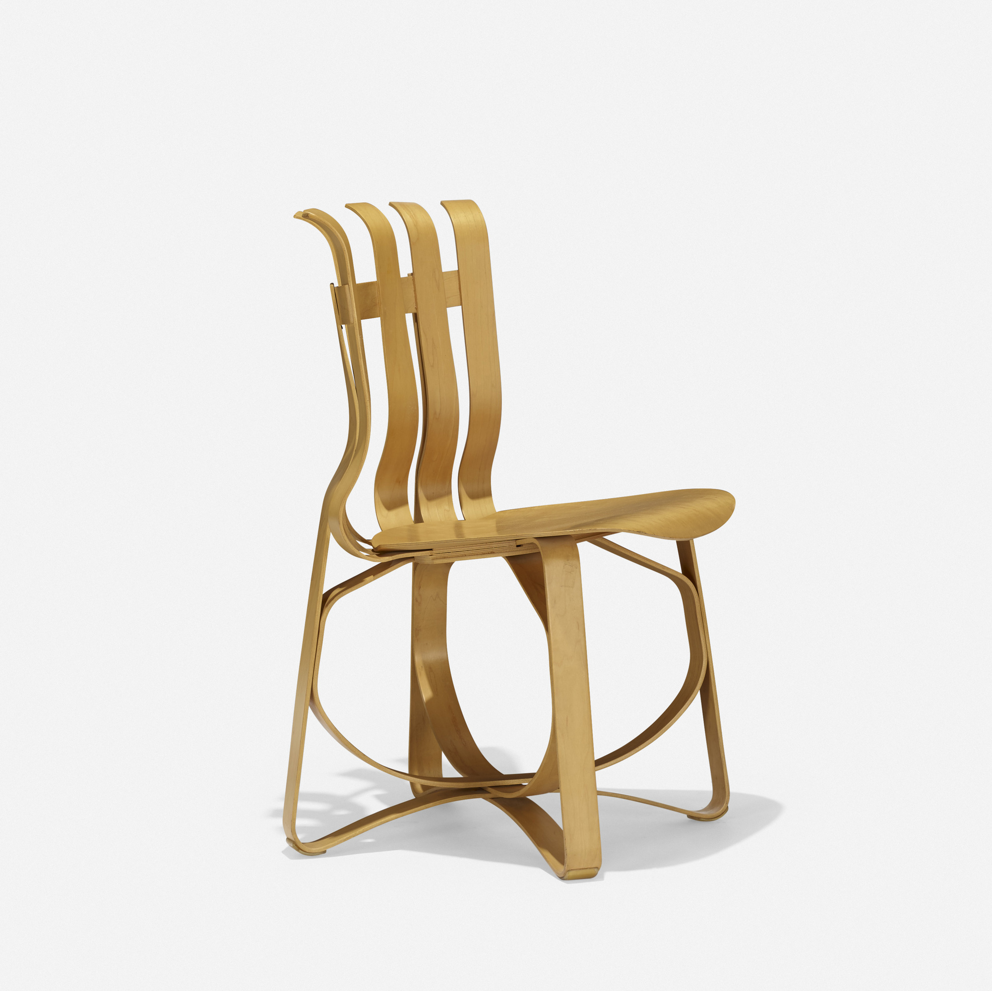 116: Frank Gehry / Hat Trick chair (2 of 4)