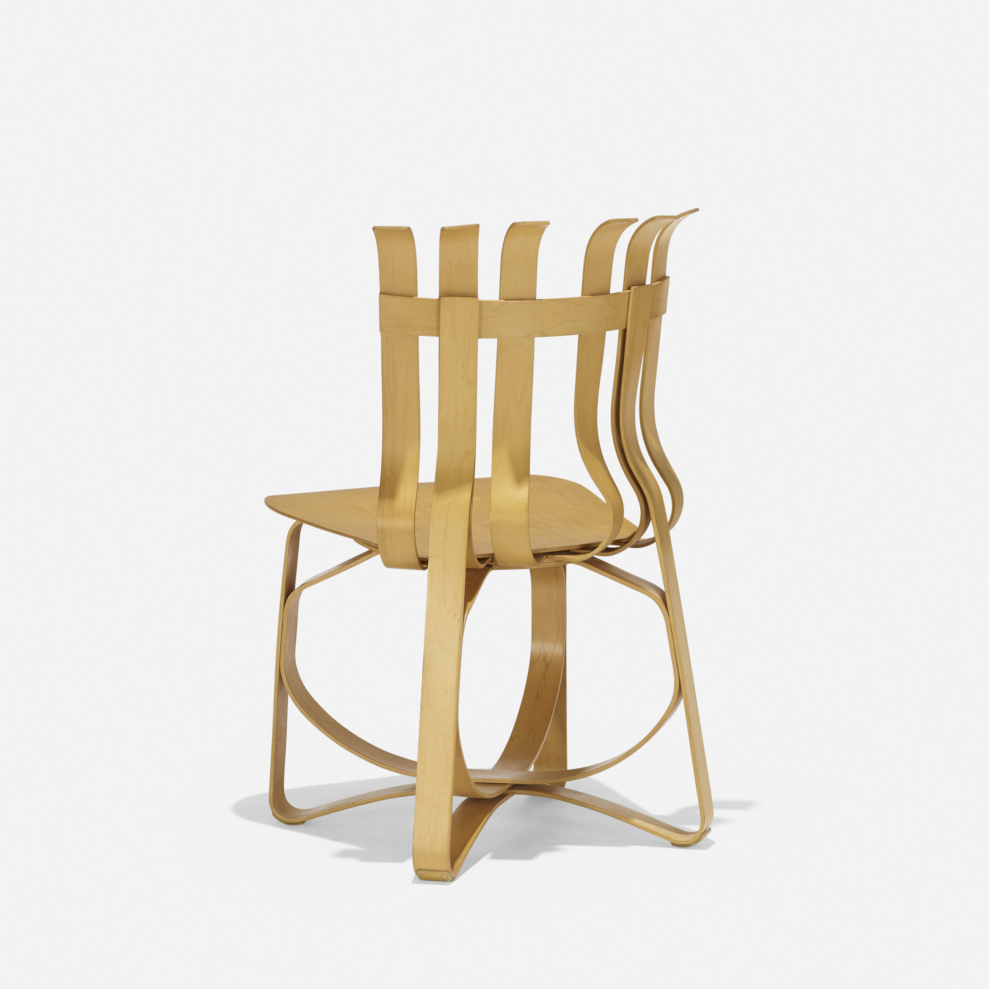 116: FRANK GEHRY, Hat Trick chair < Taxonomy of Design