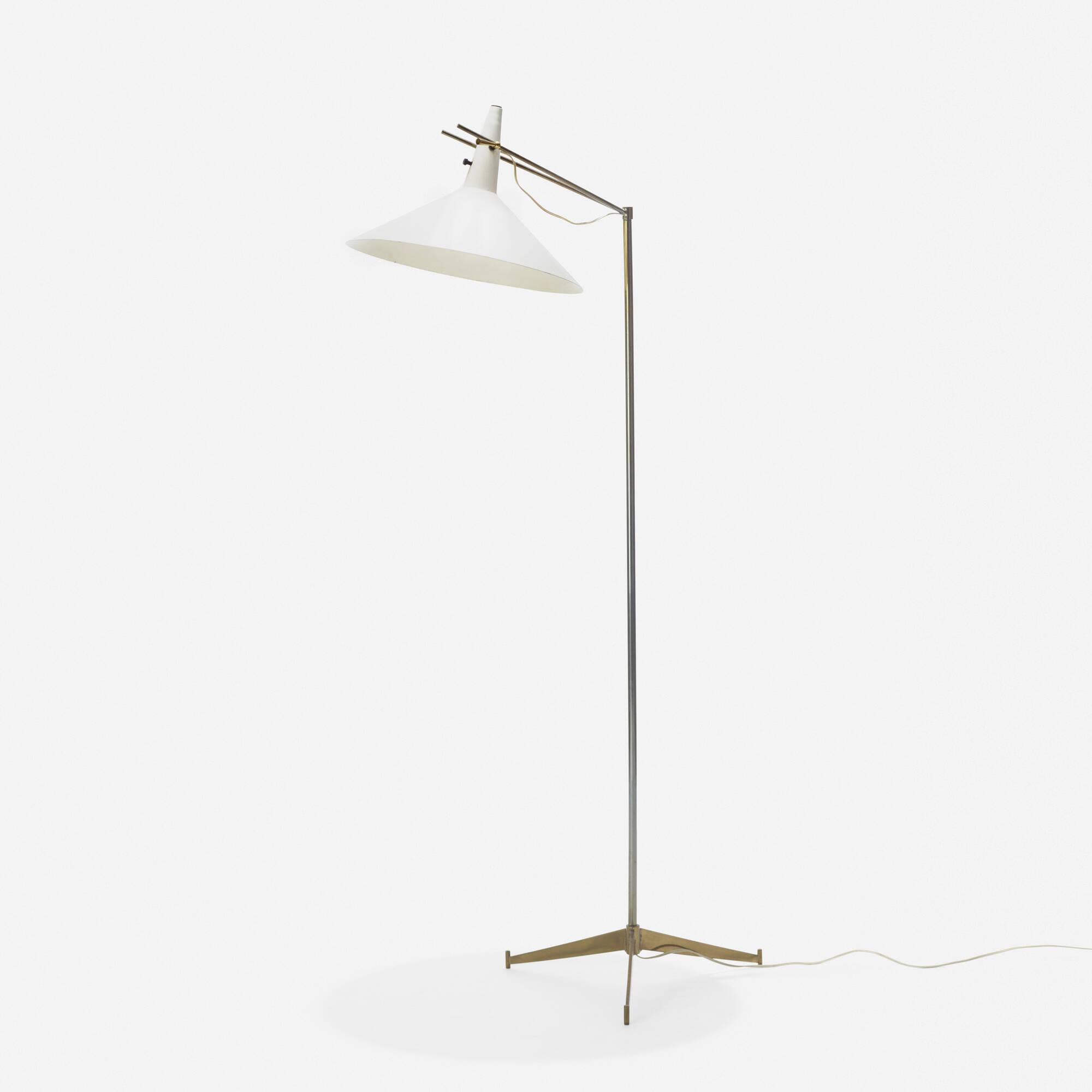 117: Paul McCobb / floor lamp (1 of 2)