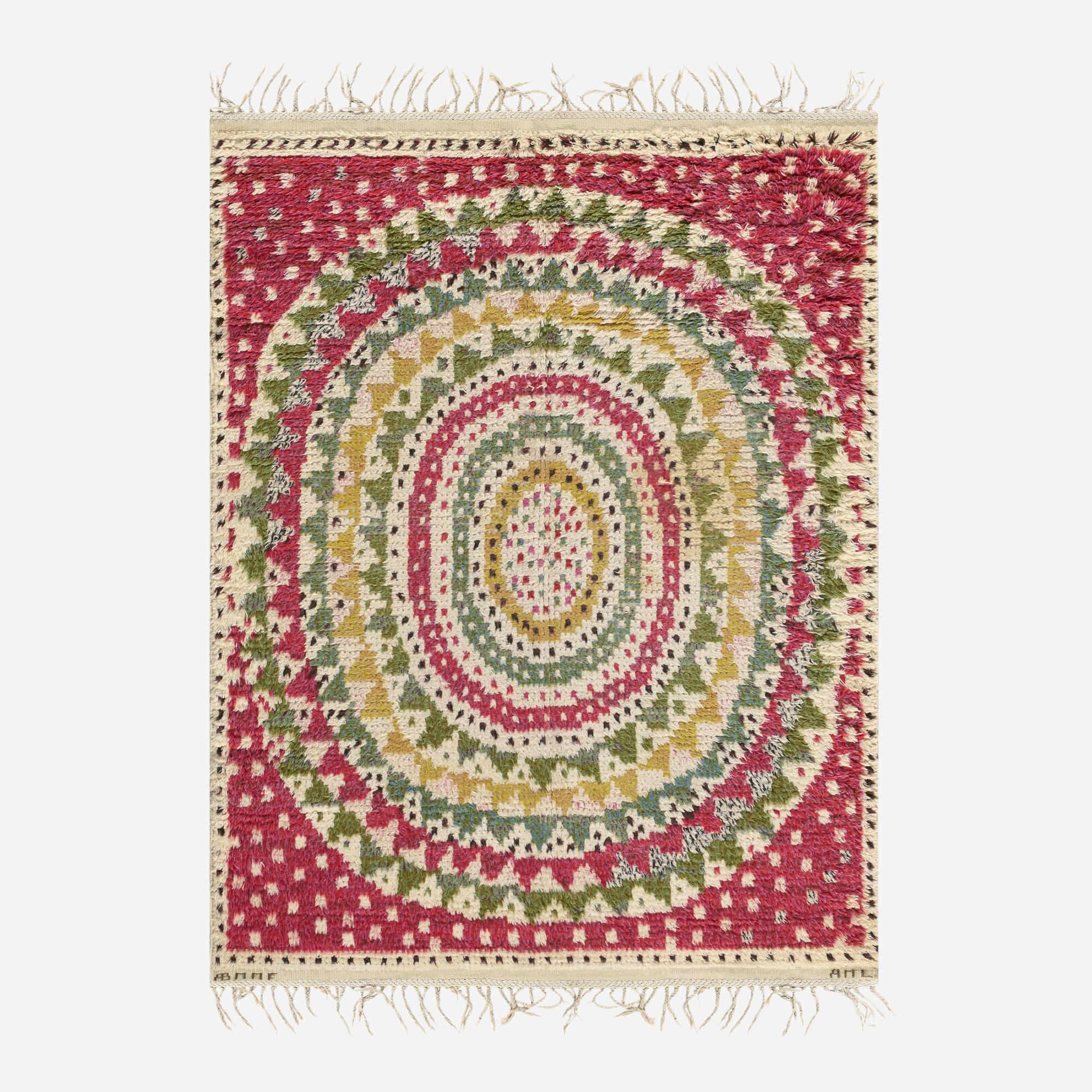 117: Ann-Mari Forsberg / Ovala Ryan rya carpet (1 of 2)