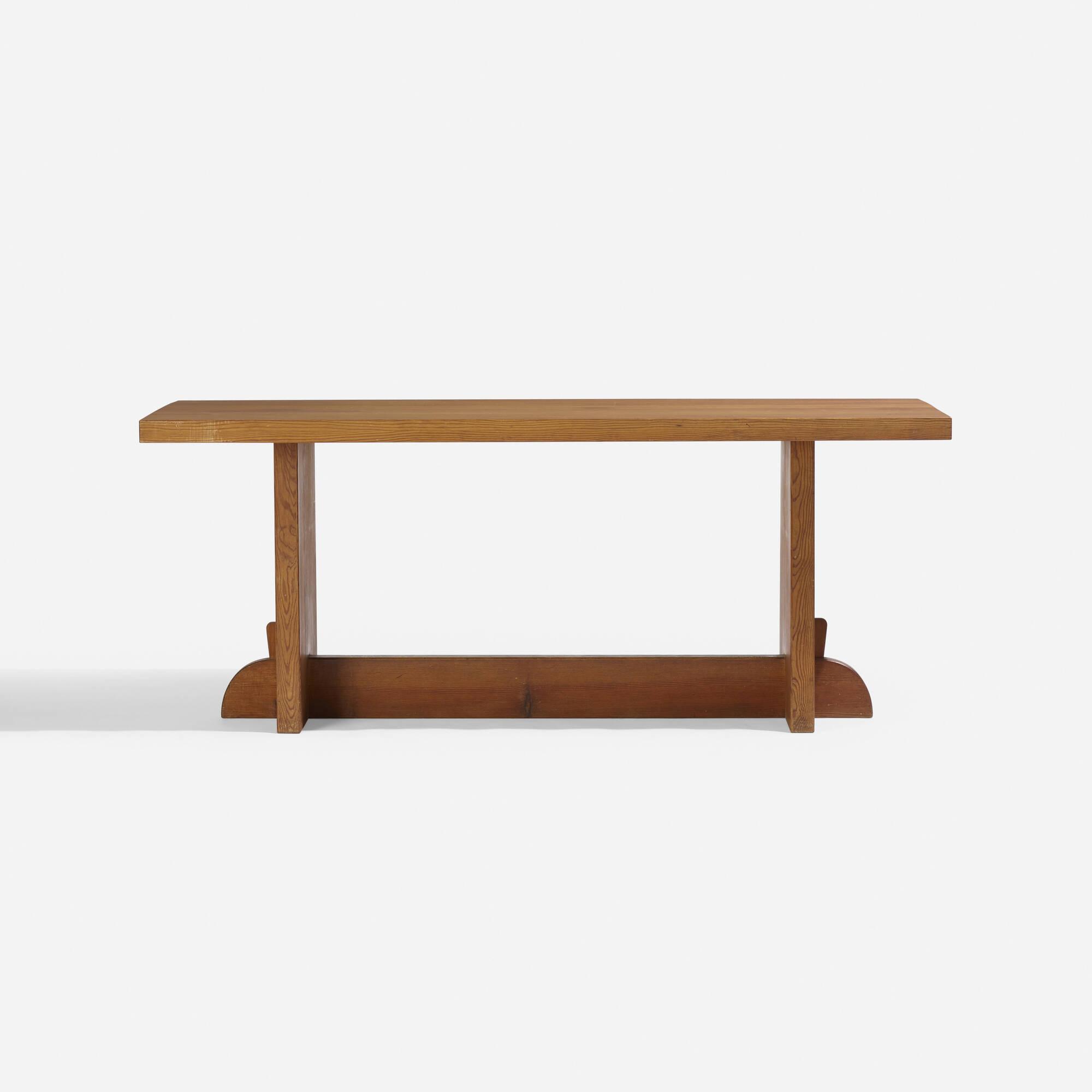 117: Axel Einar Hjorth / Lovö dining table (2 of 3)