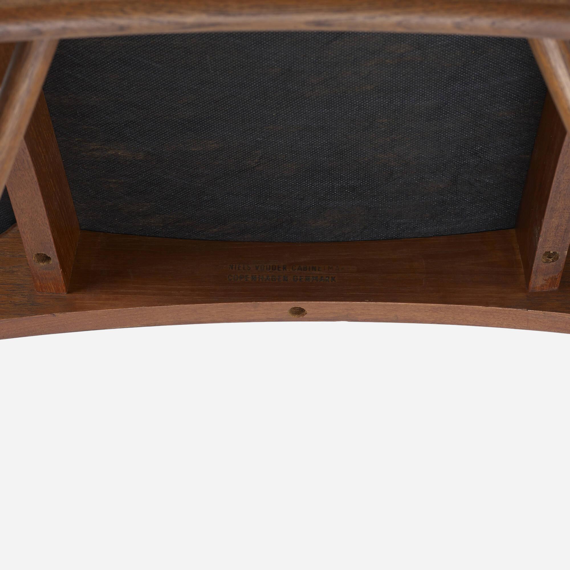 117: Finn Juhl, attribution / dining chairs, set of eight (3 of 5)