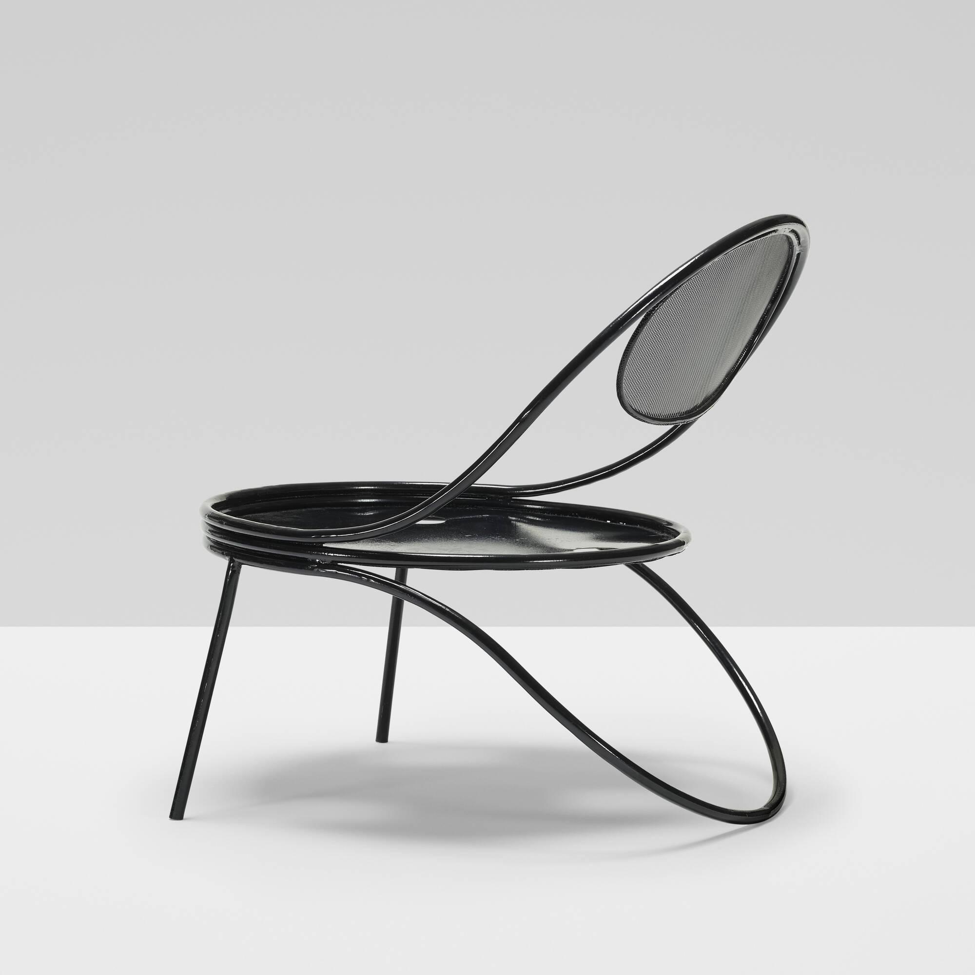 118: Mathieu Matégot / Copacabana chair (1 of 1)