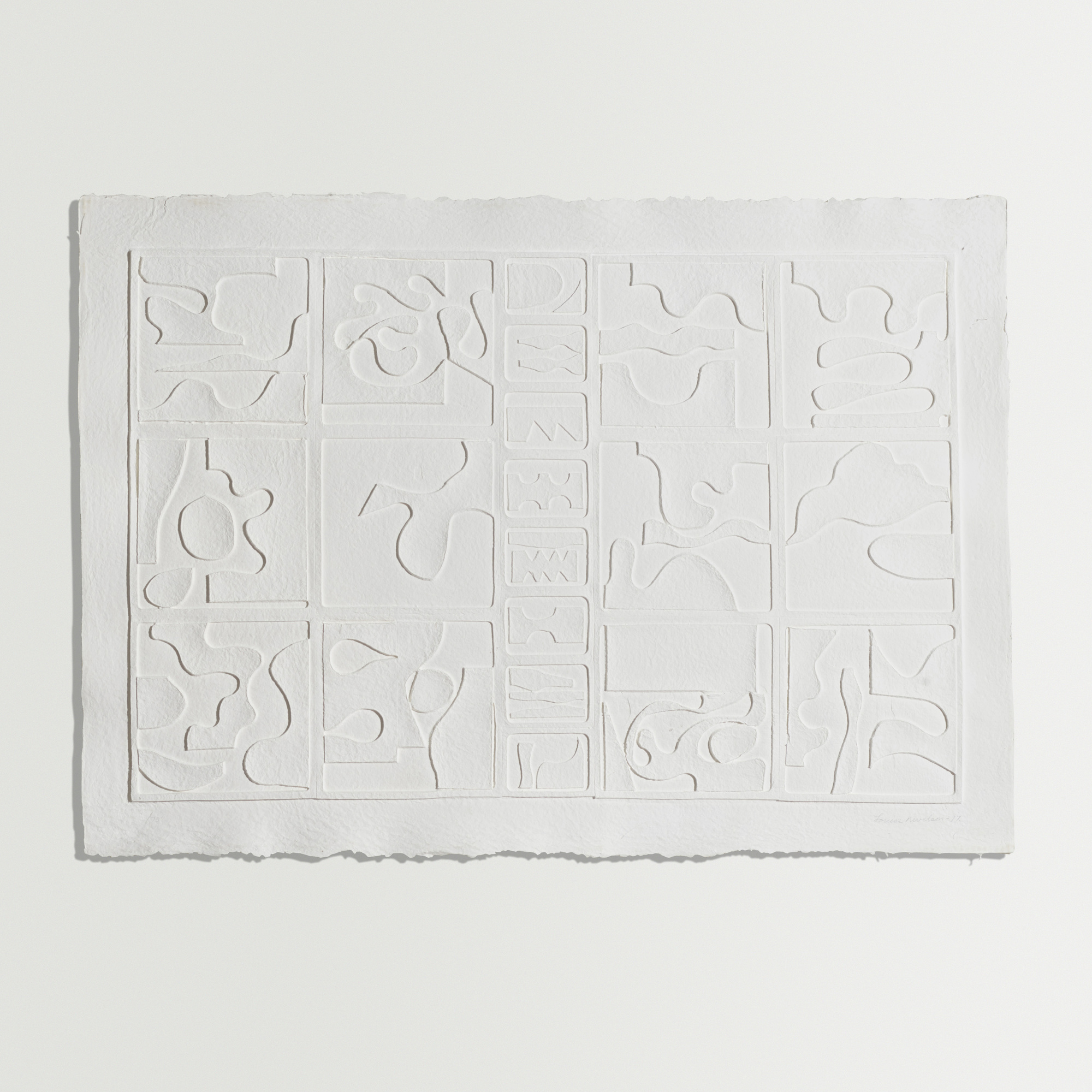 119: Louise Nevelson / Dawn's Cloud (1 of 1)