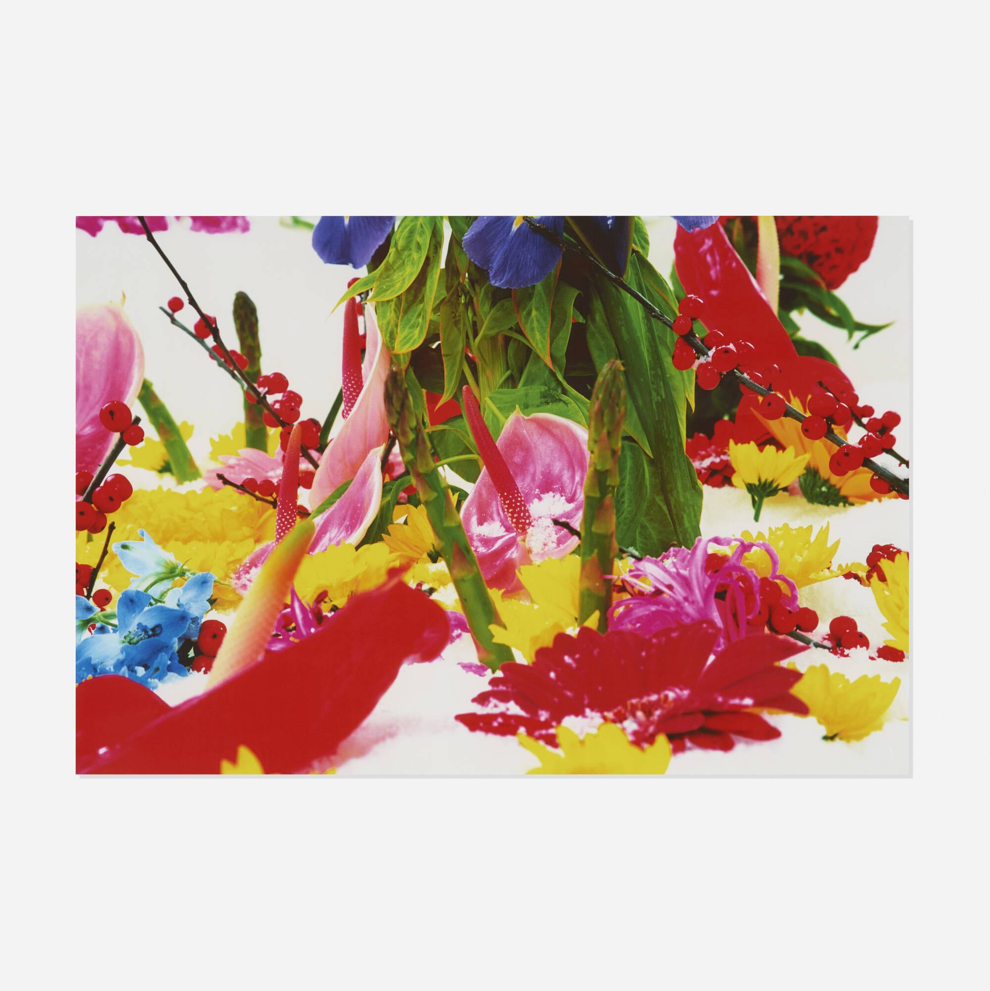 119: Marc Quinn / Winter Garden no. 5 (1 of 1)