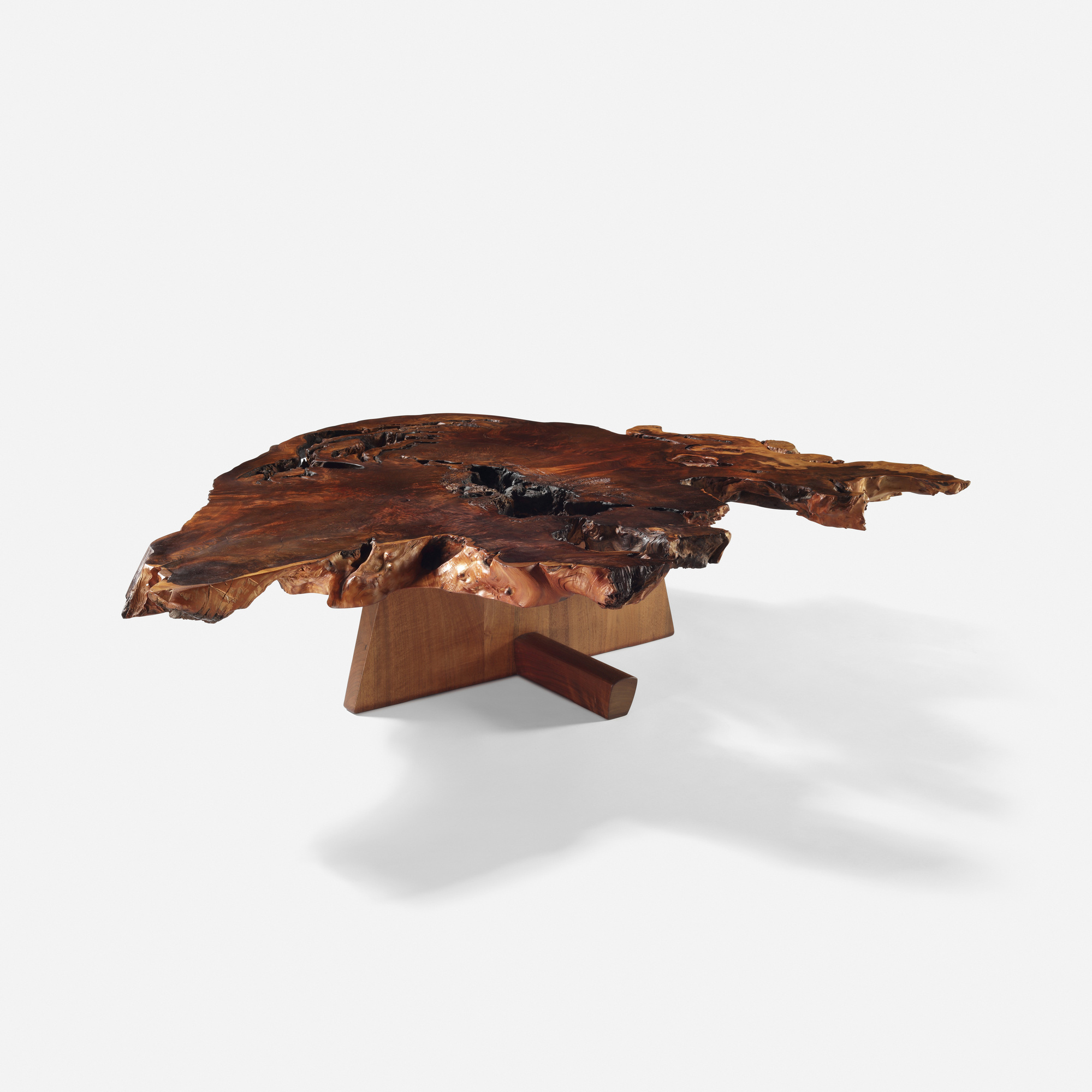 11: George Nakashima / Important and Rare Minguren coffee table (3 of 5)