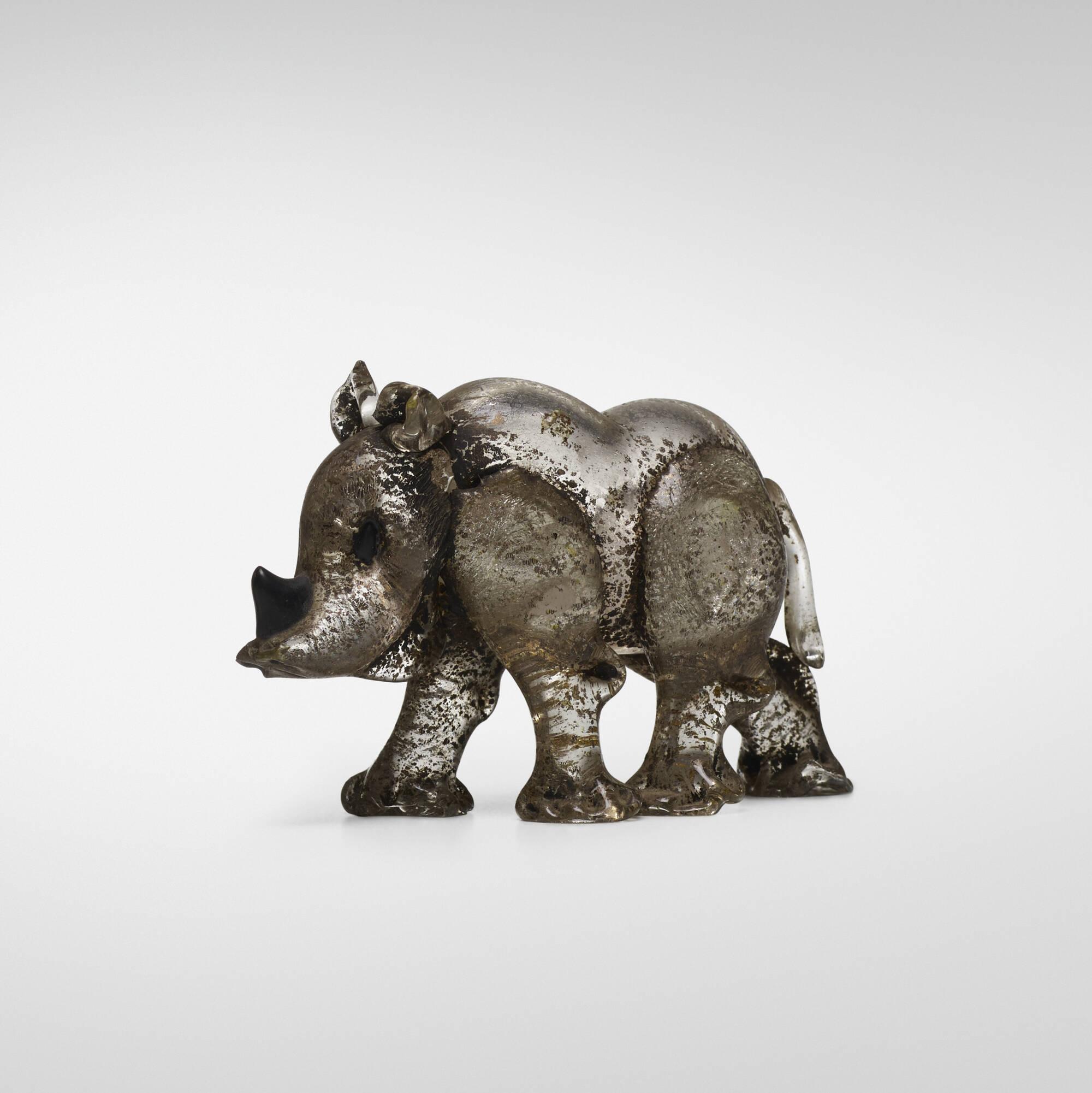 120: Ercole Barovier / Rinoceronte (1 of 1)