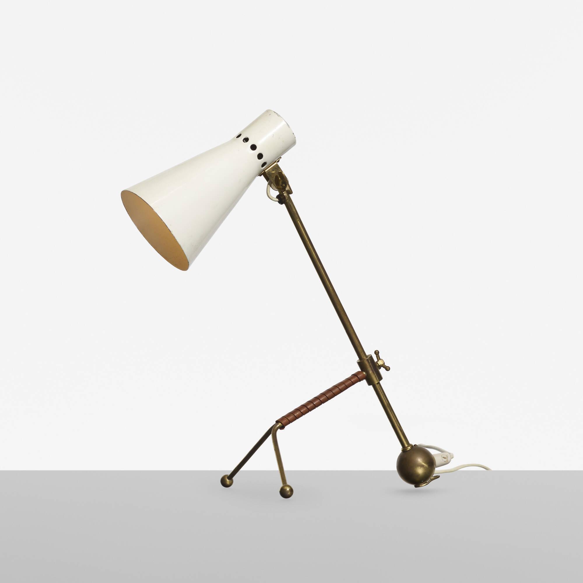 120: Tapio Wirkkala / table lamp, model K11-16 (1 of 2)