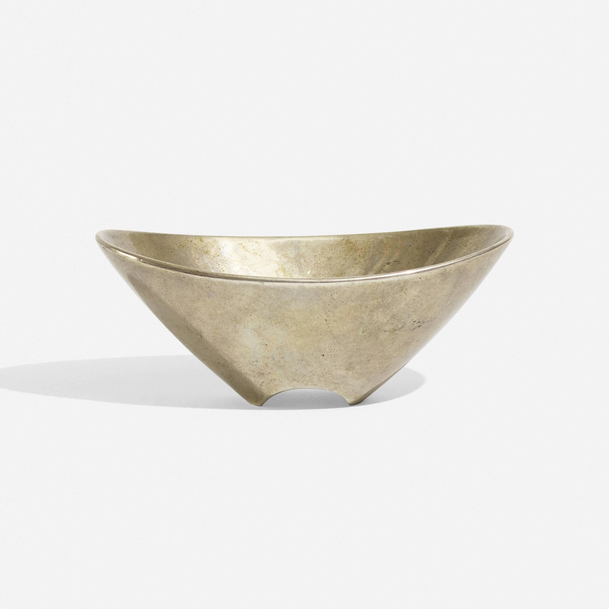 120: Carl Auböck II / rare and custom bowl (1 of 3)