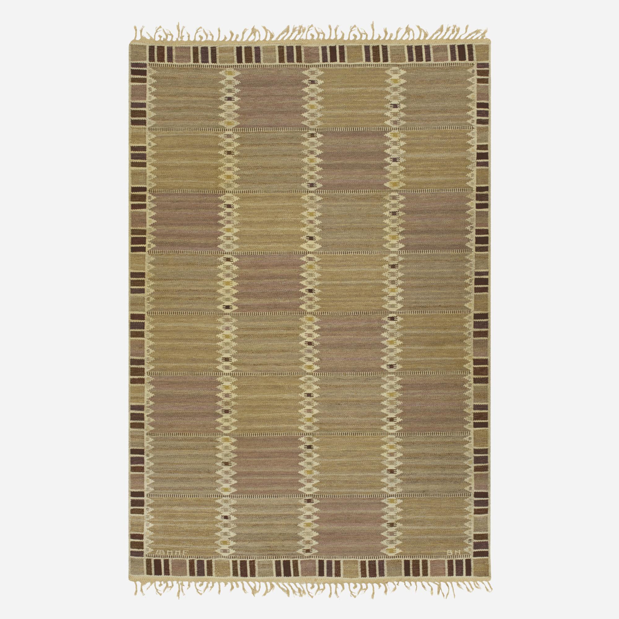 120: Barbro Nilsson / Salerno flatweave carpet (1 of 1)