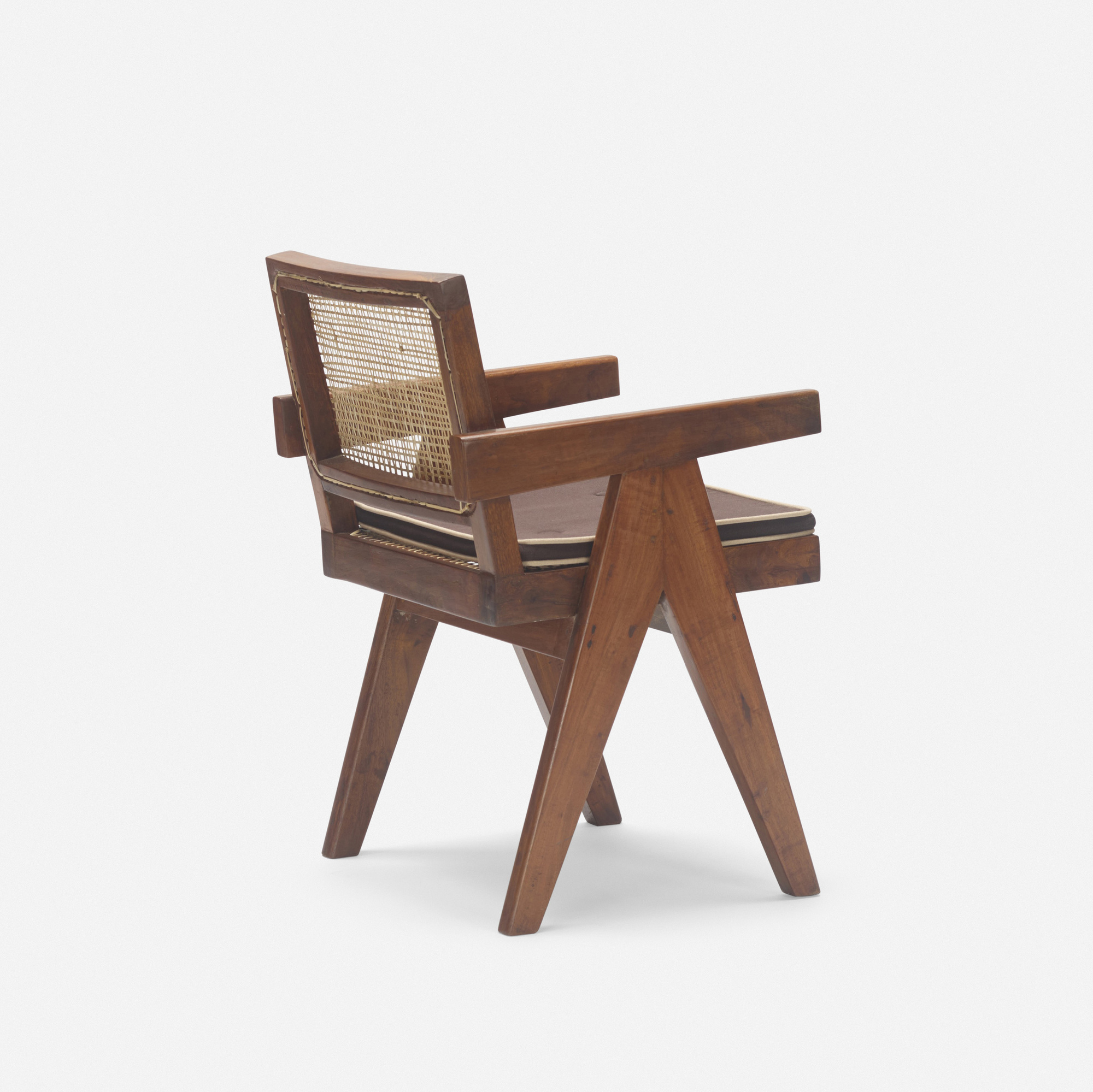 120: Pierre Jeanneret / armchair from Chadigarh (2 of 3)