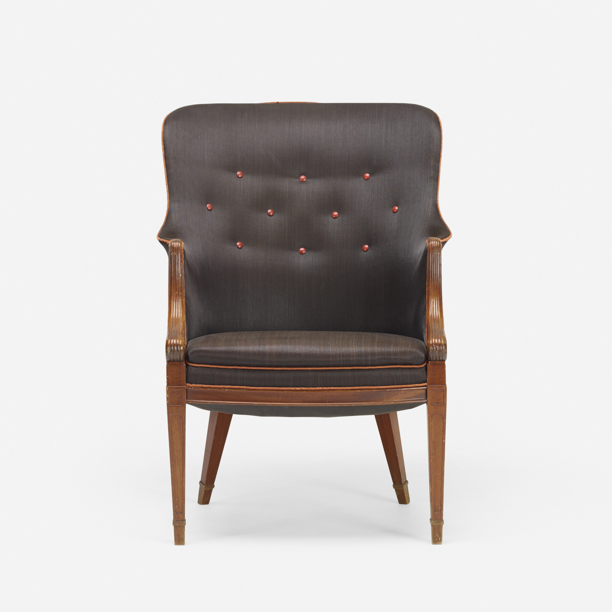 120: Frits Henningsen / lounge chair (2 of 4)